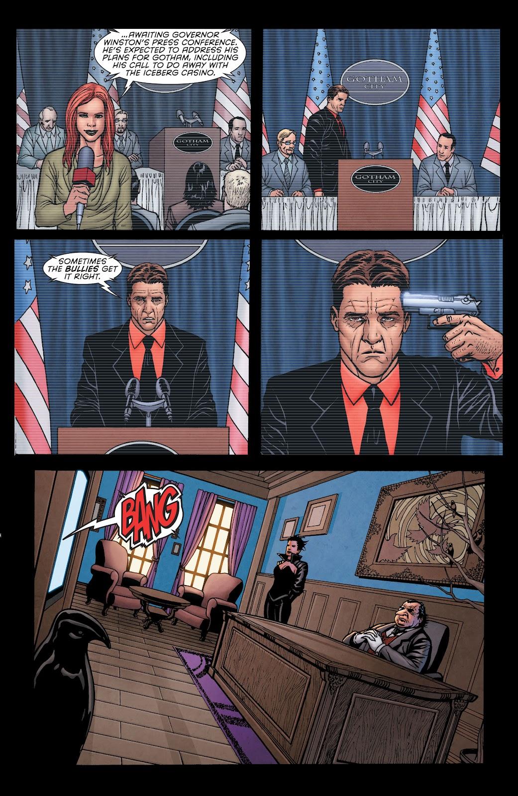Batman (2011) Issue #23.3 #41 - English 19