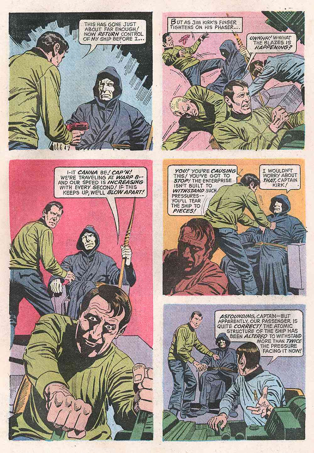 Star Trek (1967) Issue #13 #13 - English 6