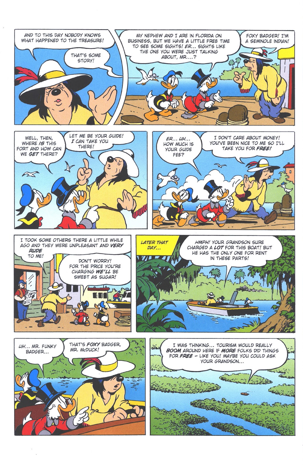 Uncle Scrooge (1953) Issue #378 #378 - English 52