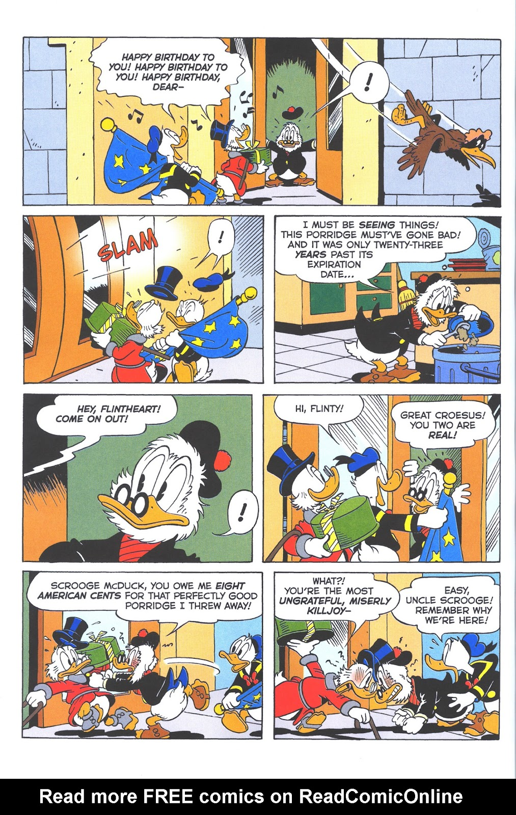 Uncle Scrooge (1953) Issue #376 #376 - English 40