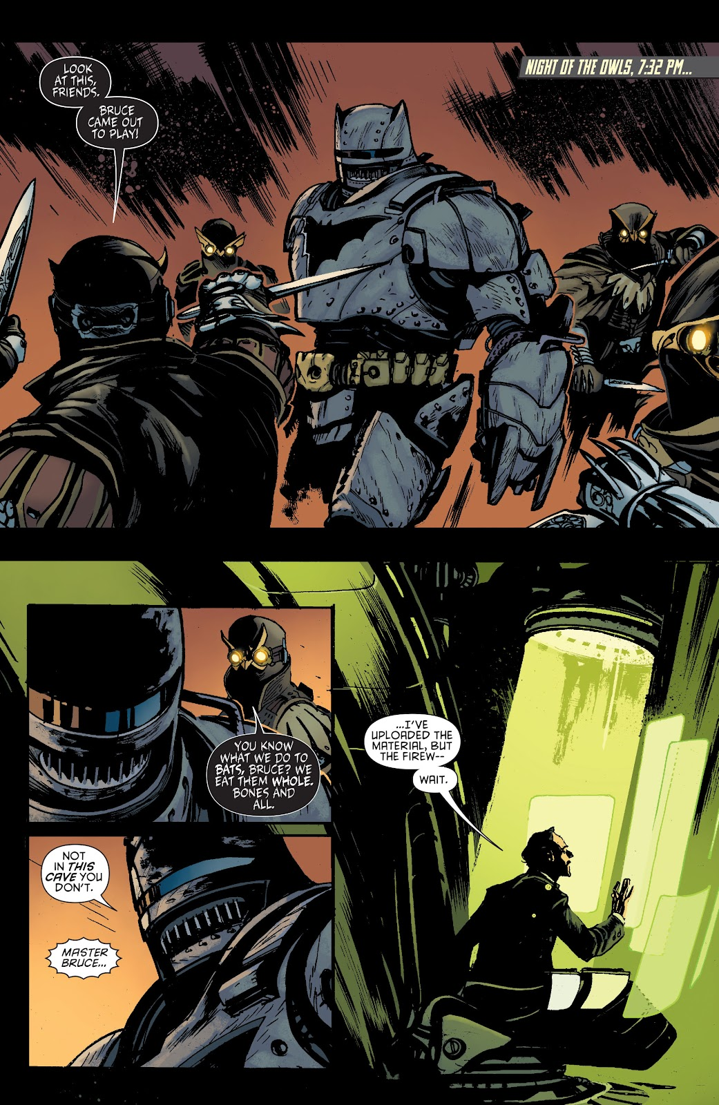 Batman (2011) Issue #8 #23 - English 21