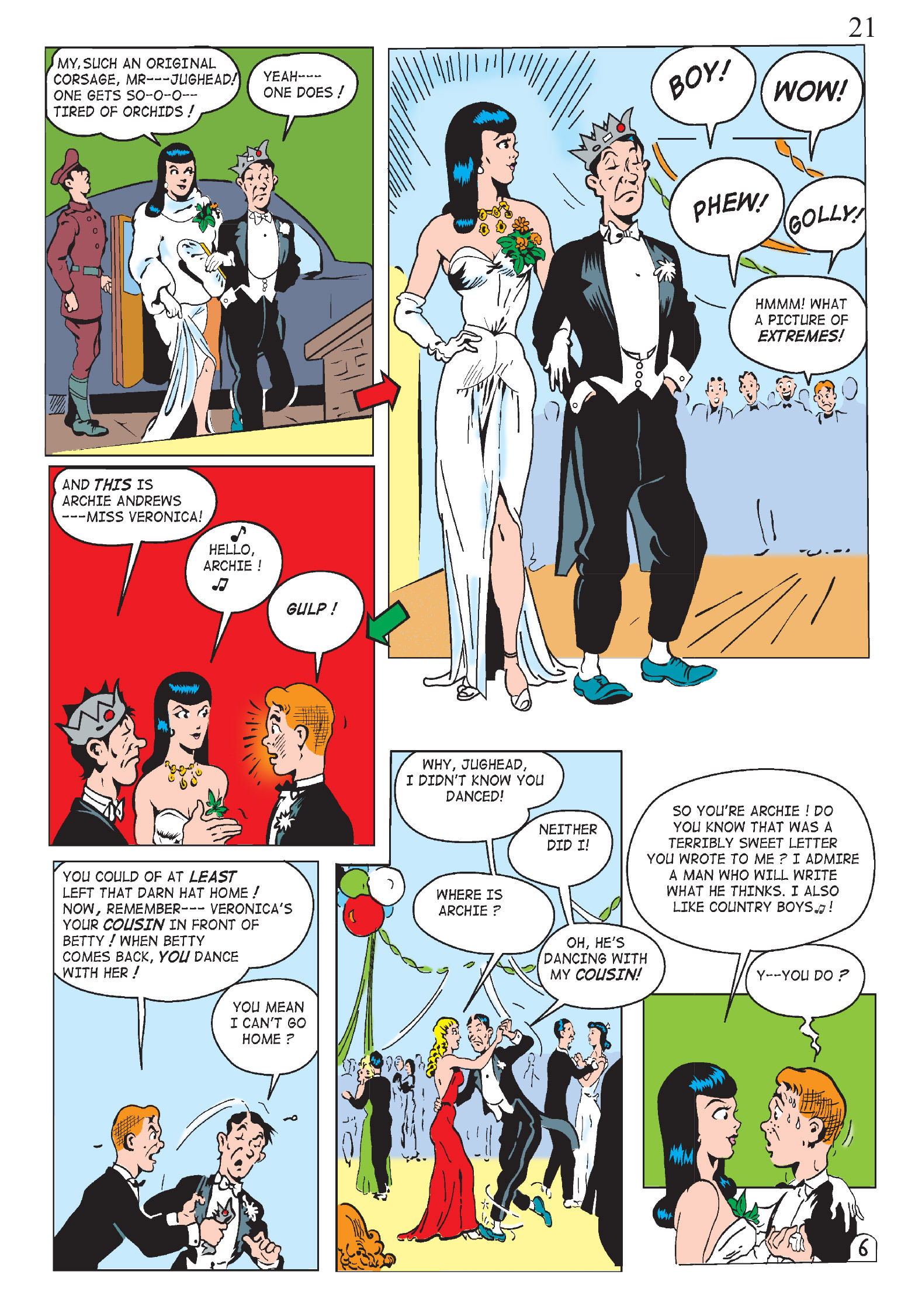 Read online The Best of Archie Comics comic -  Issue # TPB 1 (Part 1) - 20