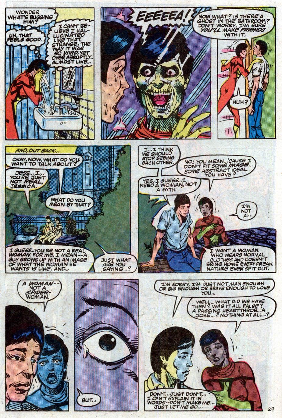 Spider-Woman (1978) #50 #50 - English 26