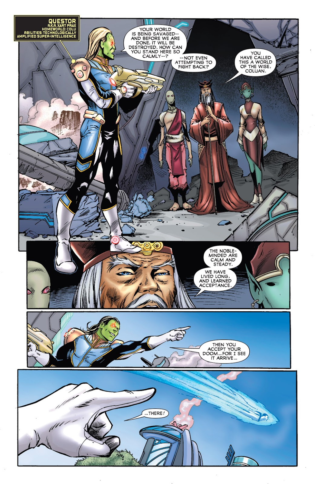 Legion of Super-Heroes (2010) Issue #15 #16 - English 18