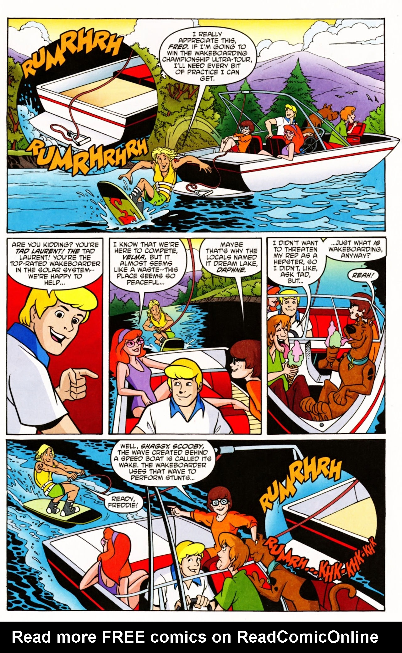 Read online Scooby-Doo (1997) comic -  Issue #152 - 2