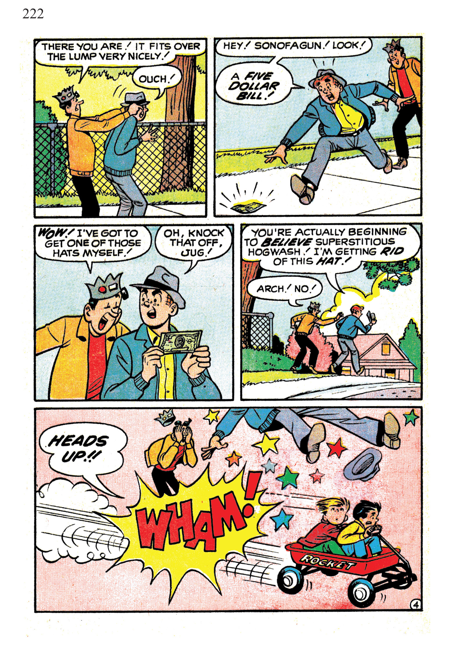 Read online The Best of Archie Comics comic -  Issue # TPB 1 (Part 1) - 218