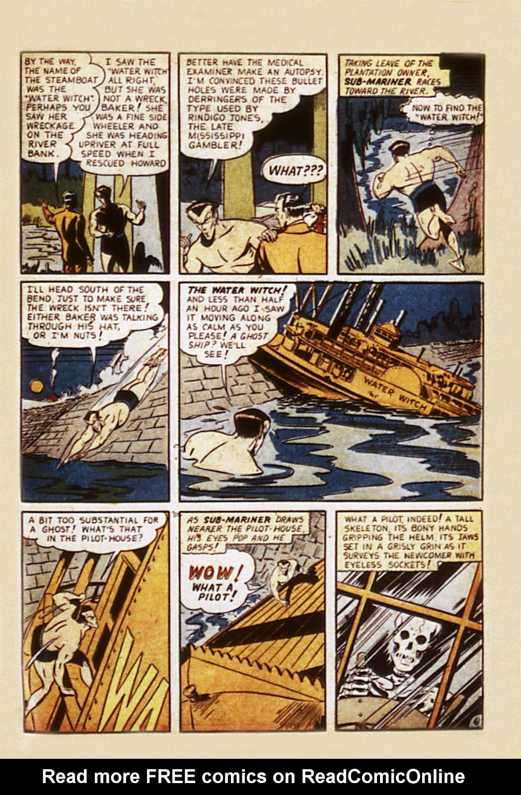 Sub-Mariner Comics Issue #7 #7 - English 51