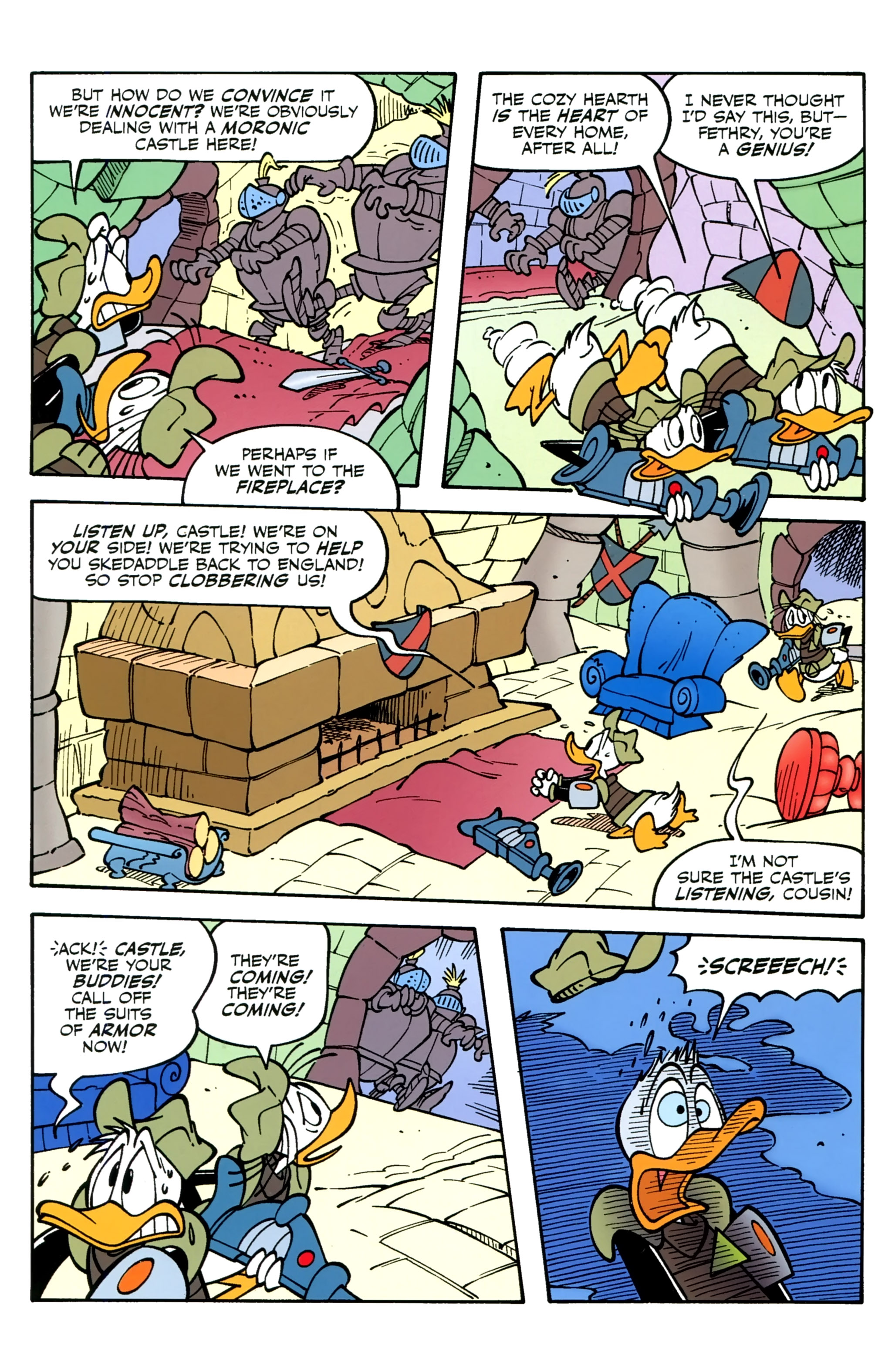 Read online Donald Duck (2015) comic -  Issue #13 - 26