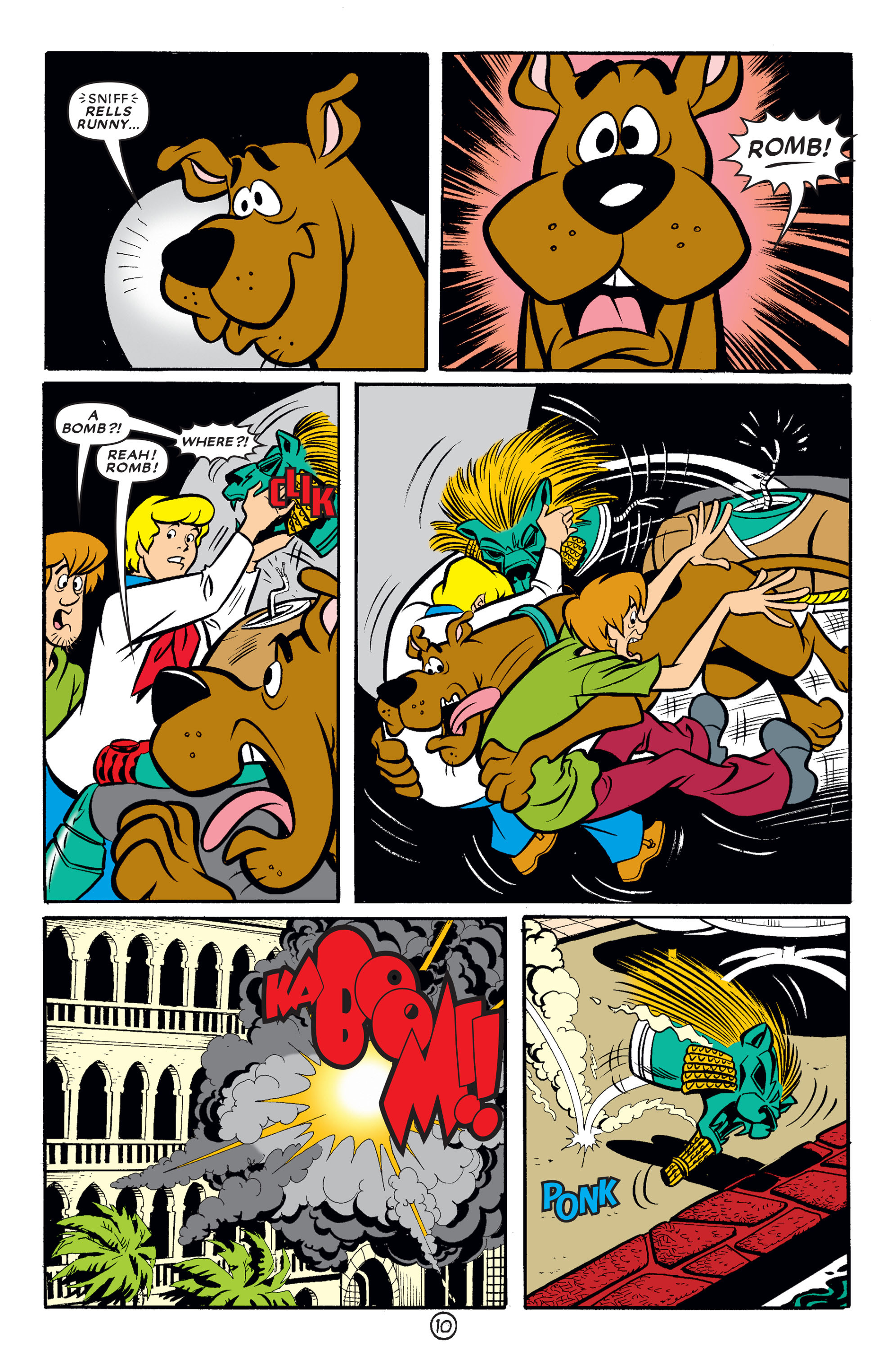 Read online Scooby-Doo (1997) comic -  Issue #62 - 21