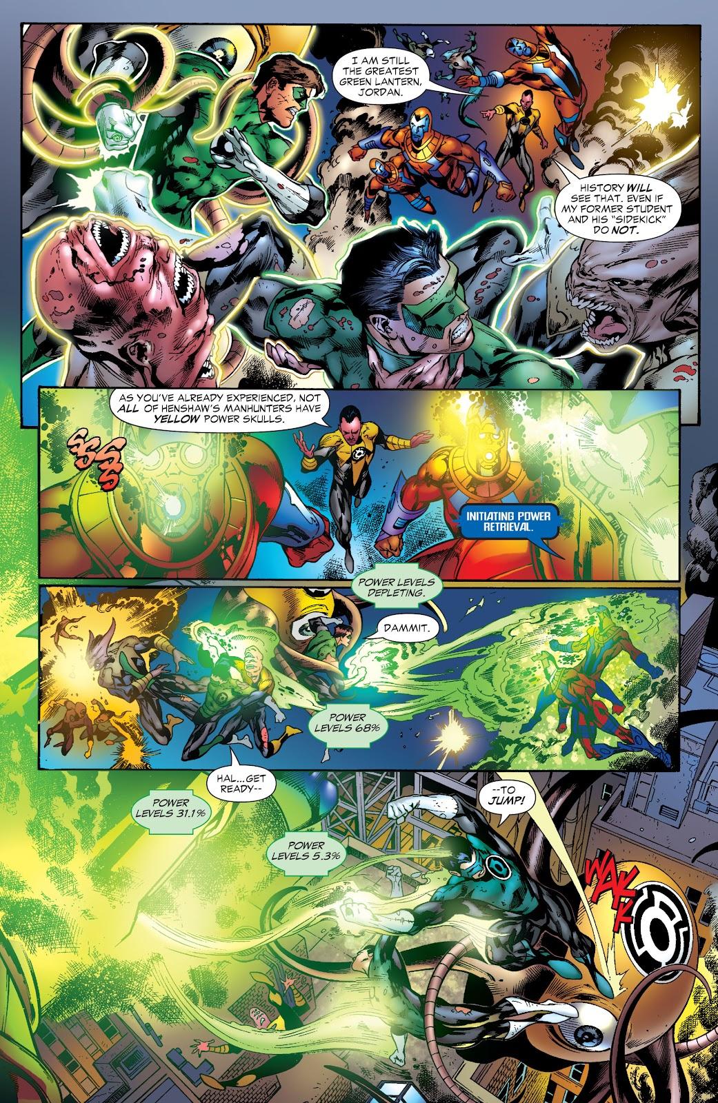 Green Lantern: The Sinestro Corps War Full #1 - English 266