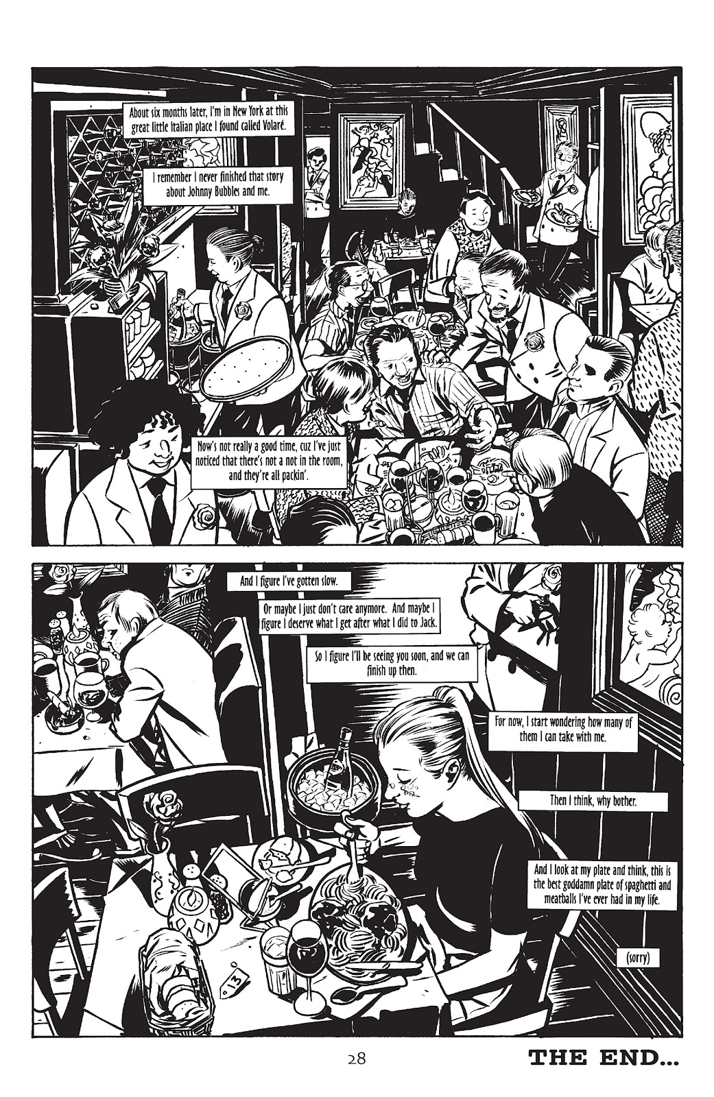 Stray Bullets Issue #10 #10 - English 30