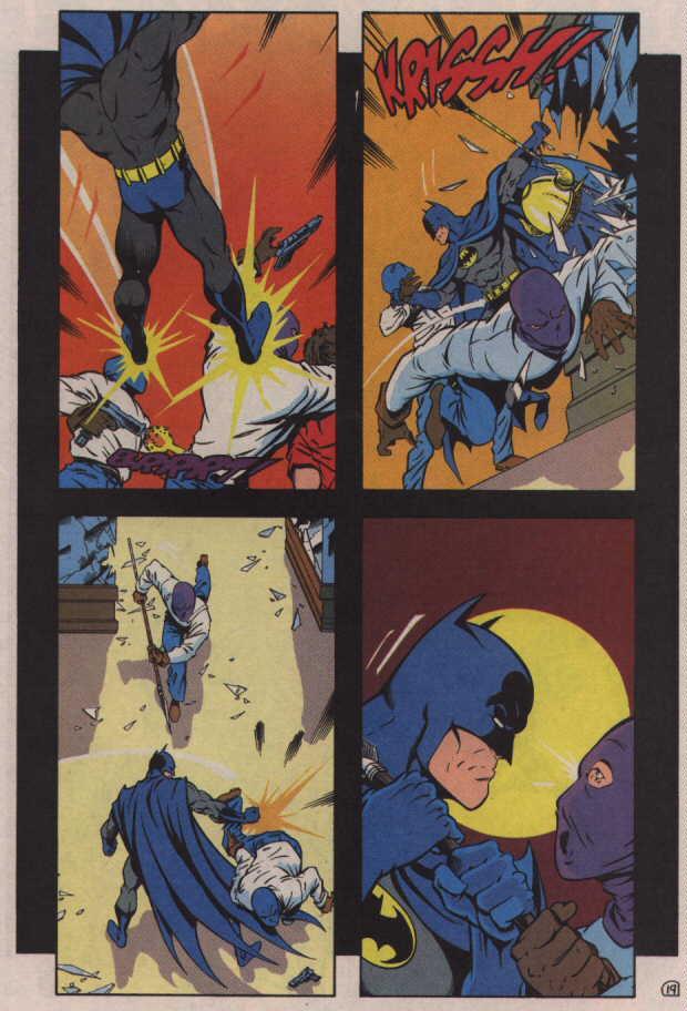 Batman: Knightfall #Aftermath_-_1 #98 - English 20