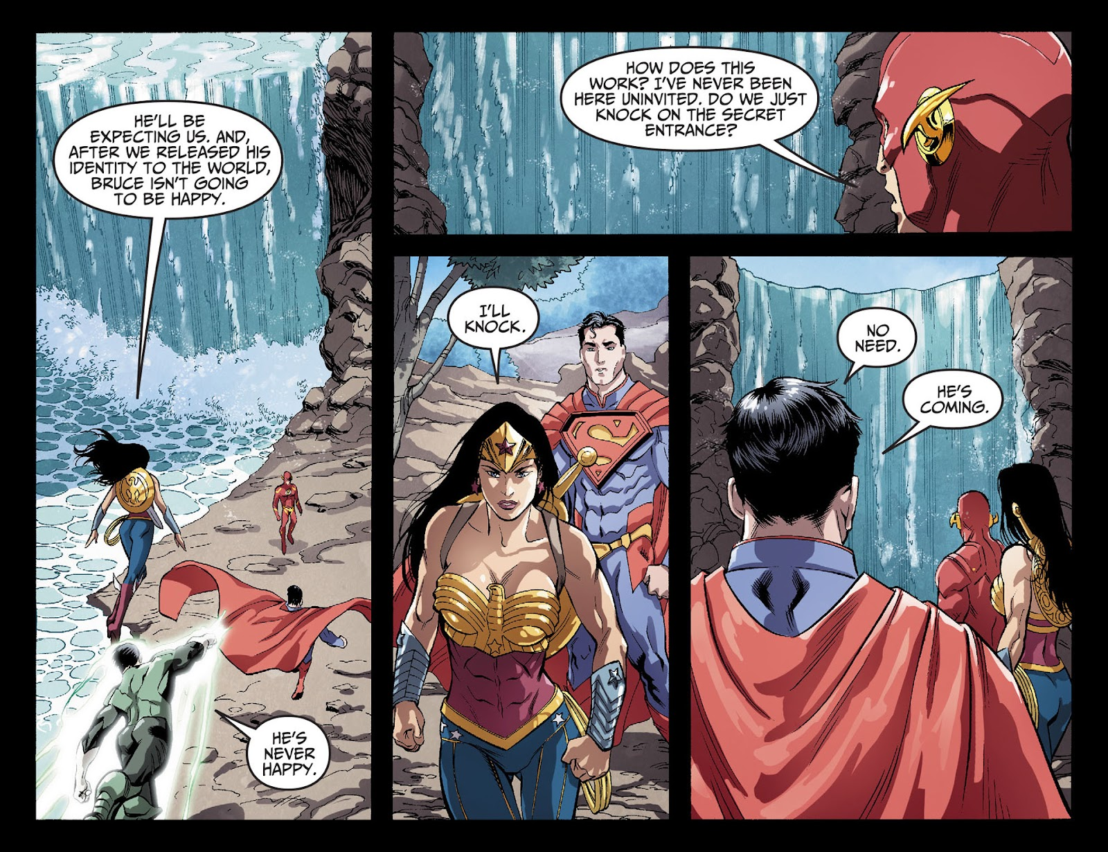 Injustice: Gods Among Us [I] Issue #29 #30 - English 6
