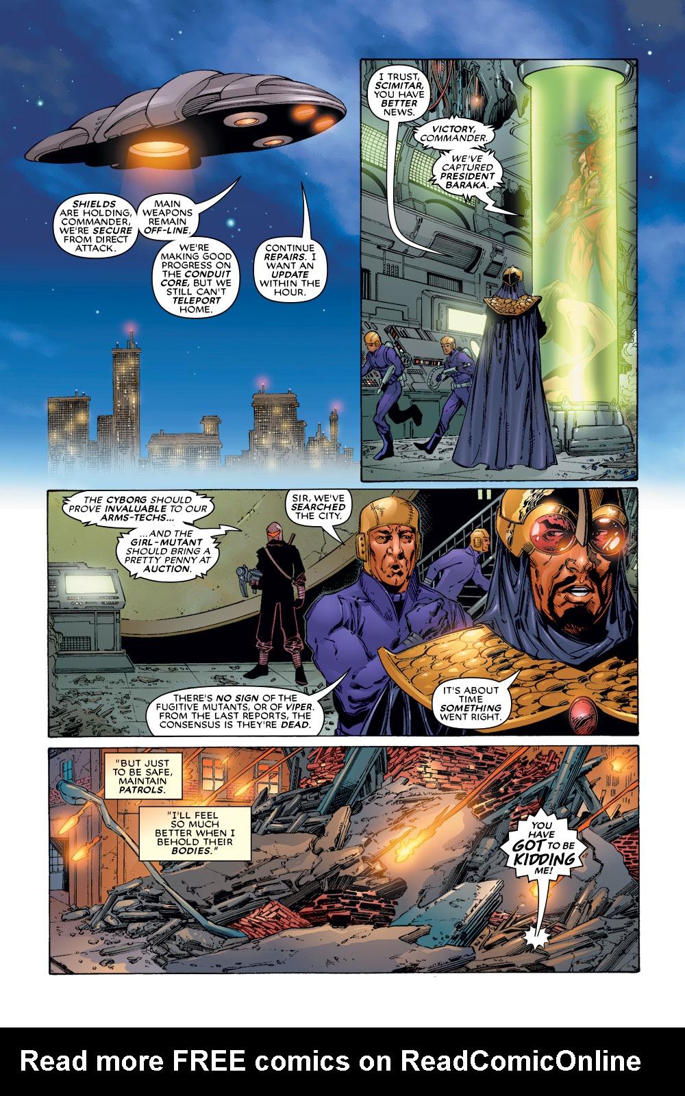 Excalibur (2004) Issue #13 #13 - English 10