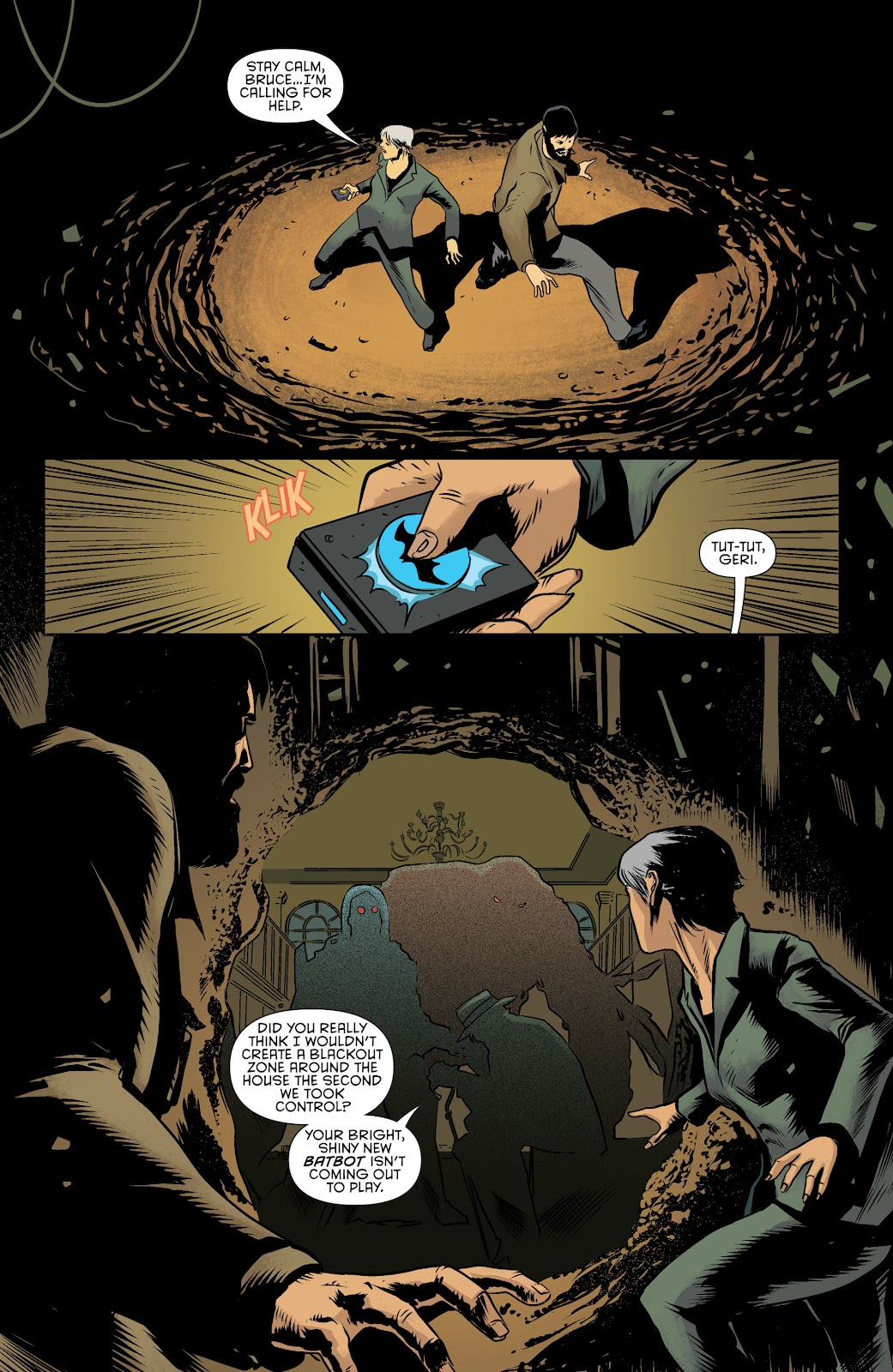 Batman (2011) Annual 4 #14 - English 14