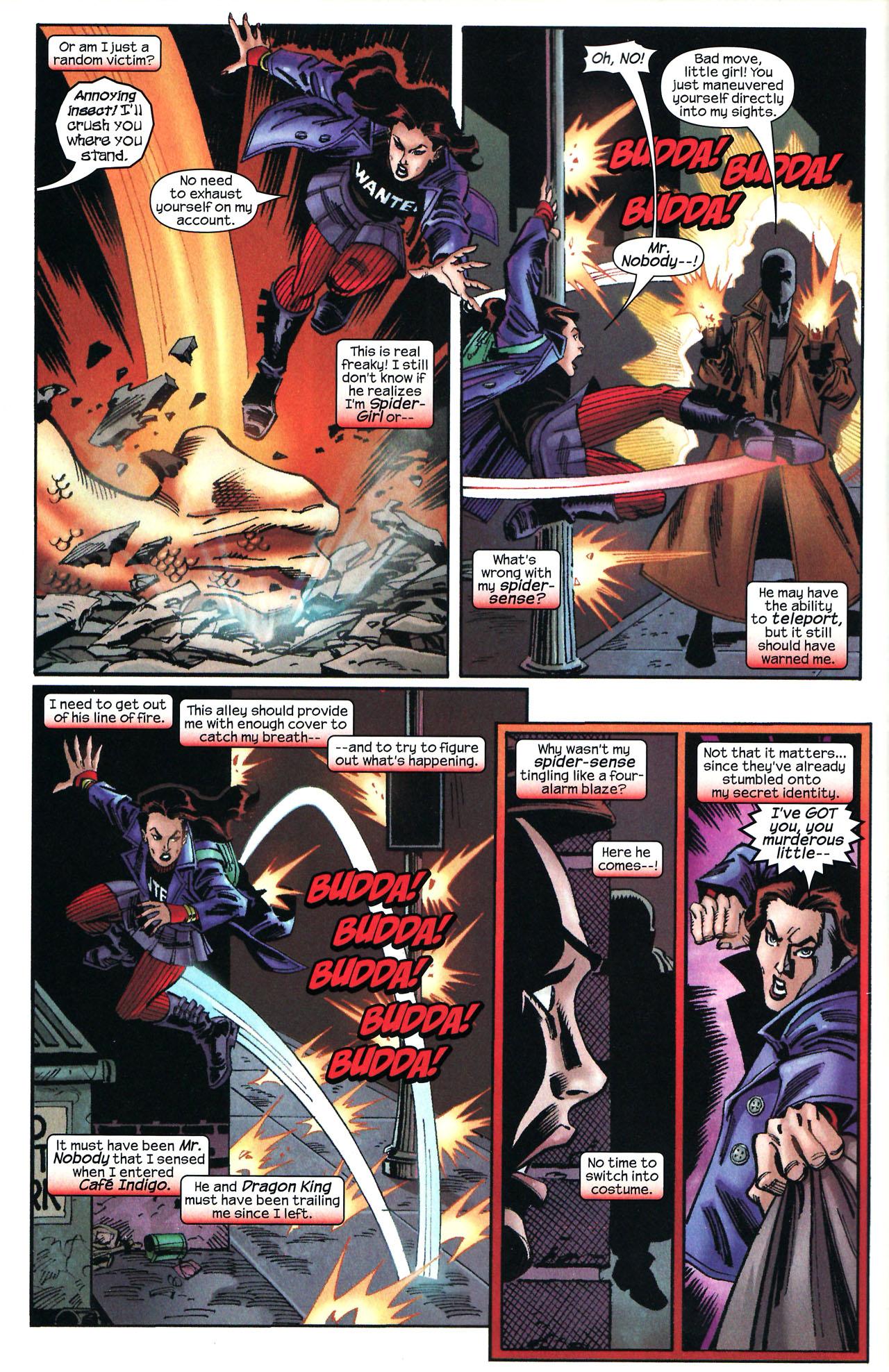 Amazing Spider-Girl #15 #16 - English 11