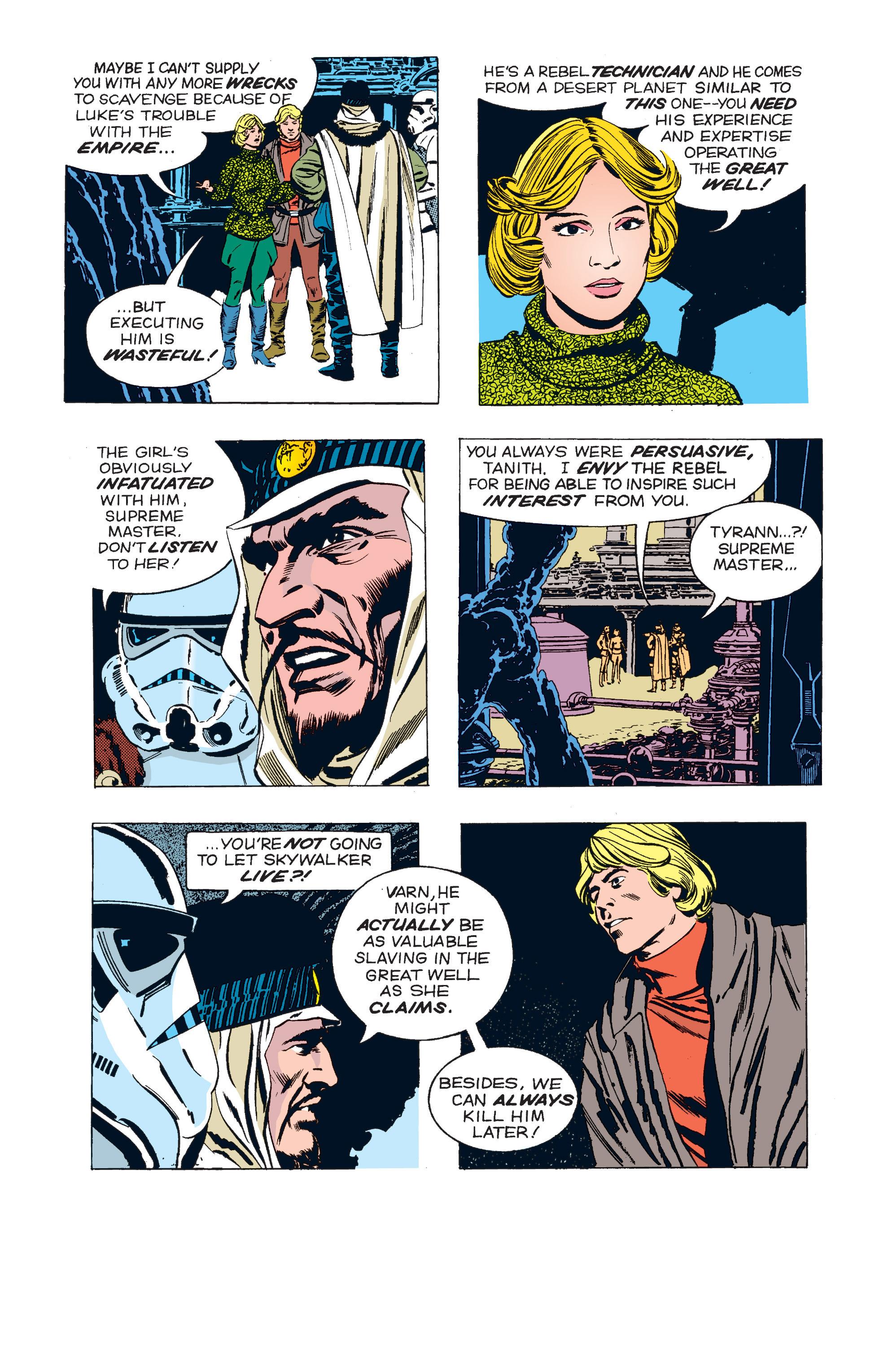 Classic Star Wars #5 #5 - English 5