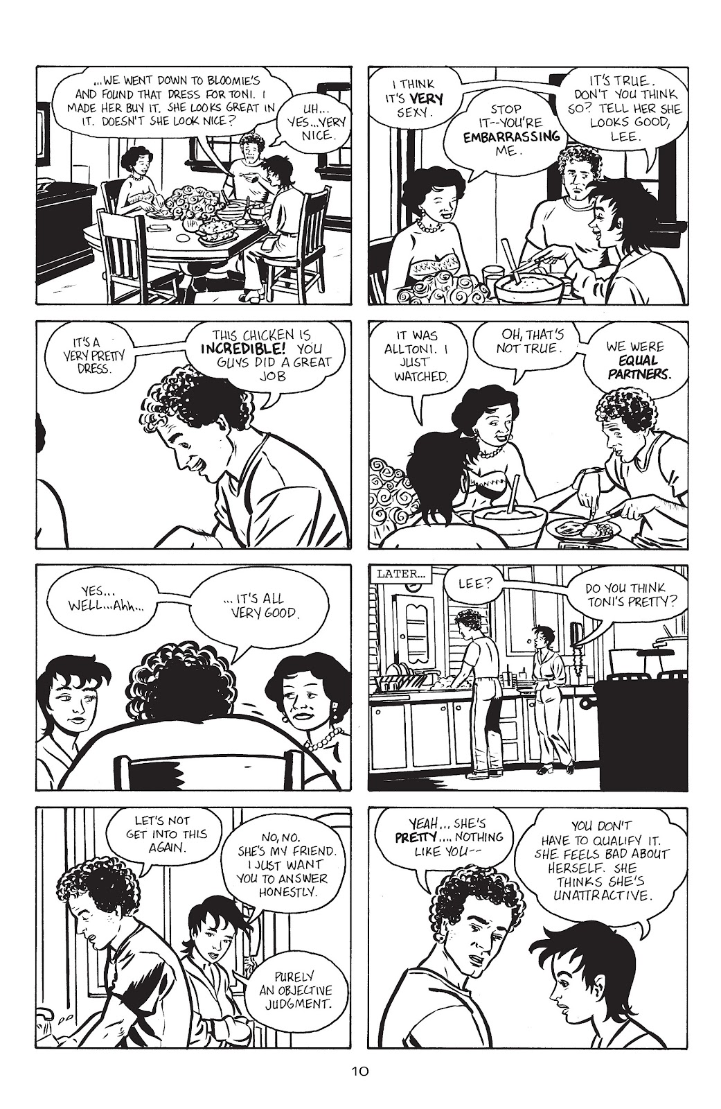 Stray Bullets Issue #19 #19 - English 12