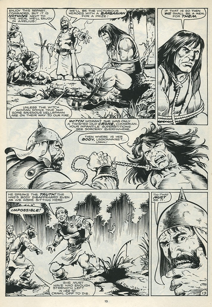 The Savage Sword Of Conan Issue #172 #173 - English 15