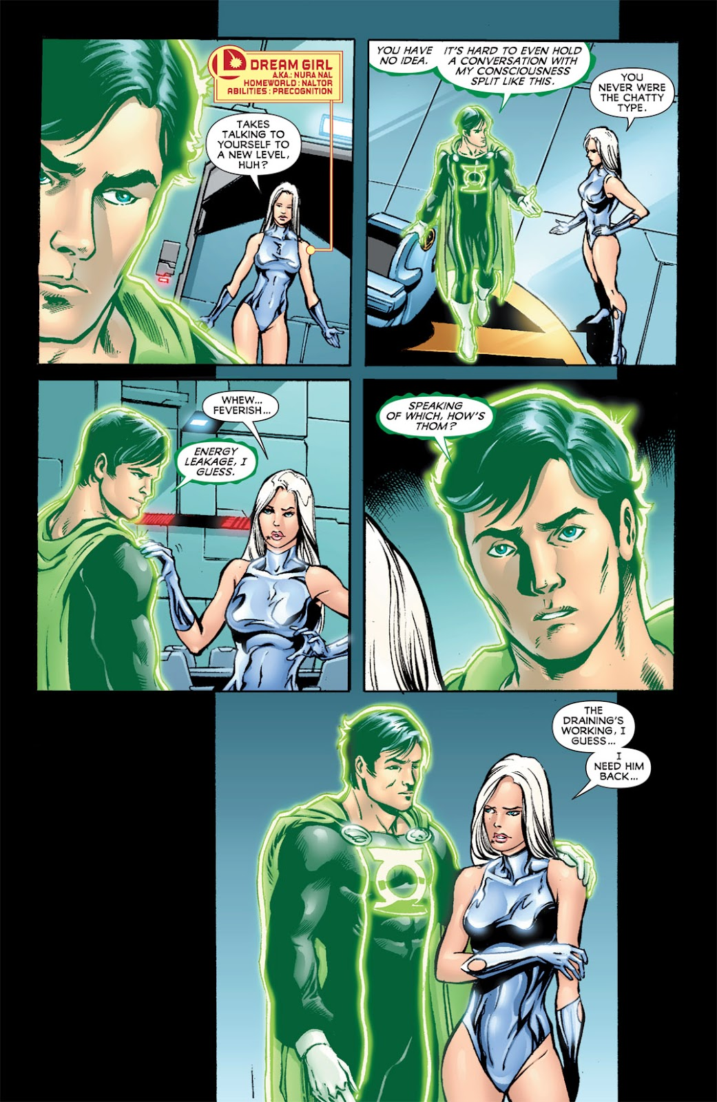 Legion of Super-Heroes (2010) Issue #13 #14 - English 17