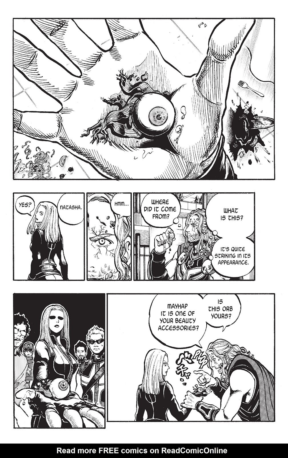 Zombies Assemble Issue #1 Page 31