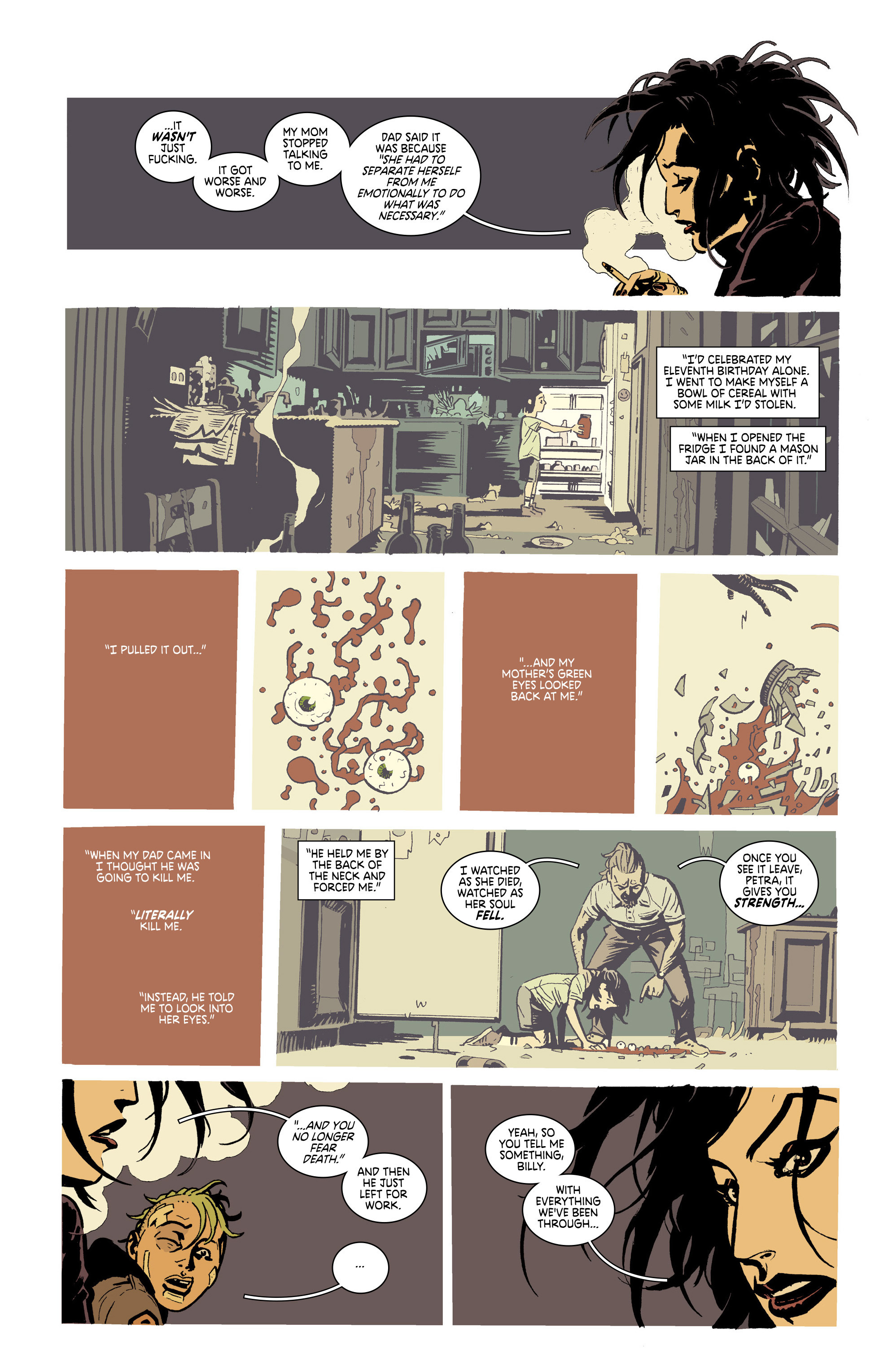 Read online Deadly Class comic -  Issue #21 - 6