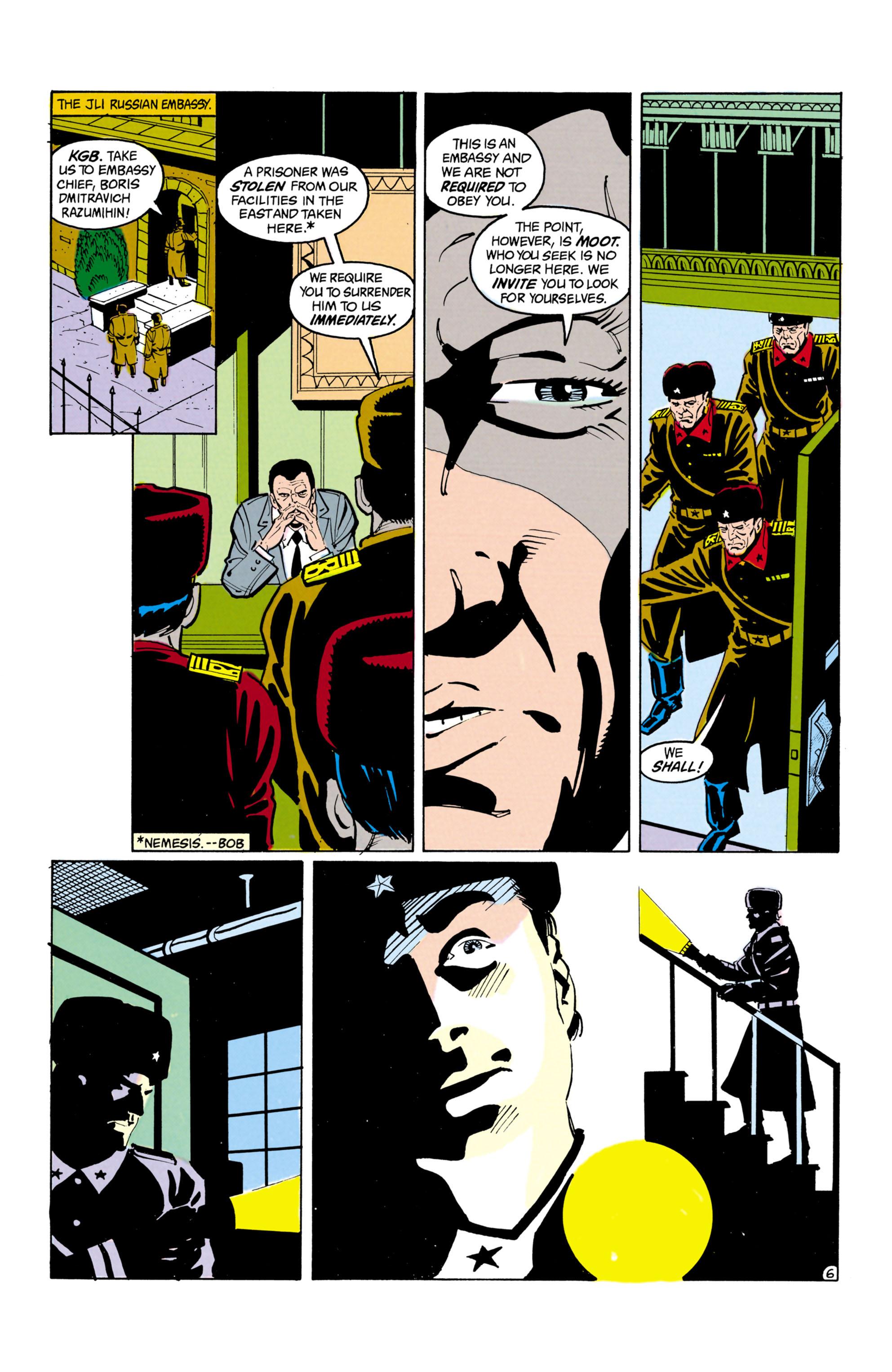Suicide Squad (1987) 14 Page 6