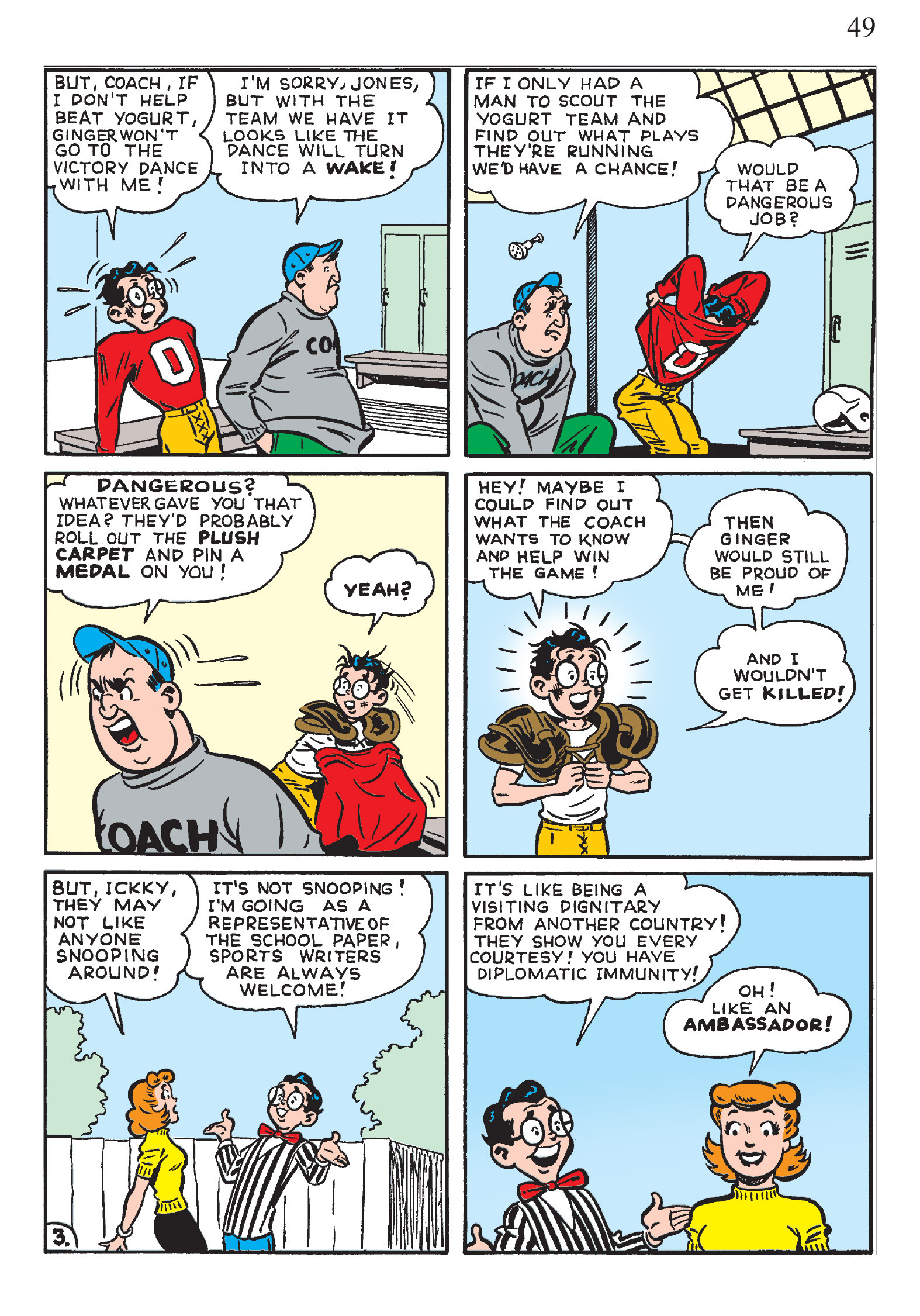 Read online The Best of Archie Comics comic -  Issue # TPB 2 (Part 1) - 51