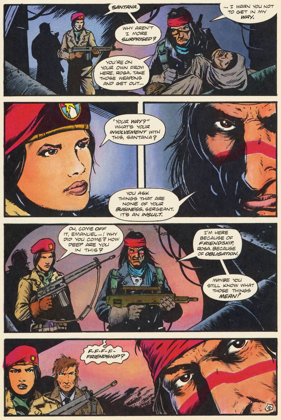 Read online Scout comic -  Issue #12 - 20