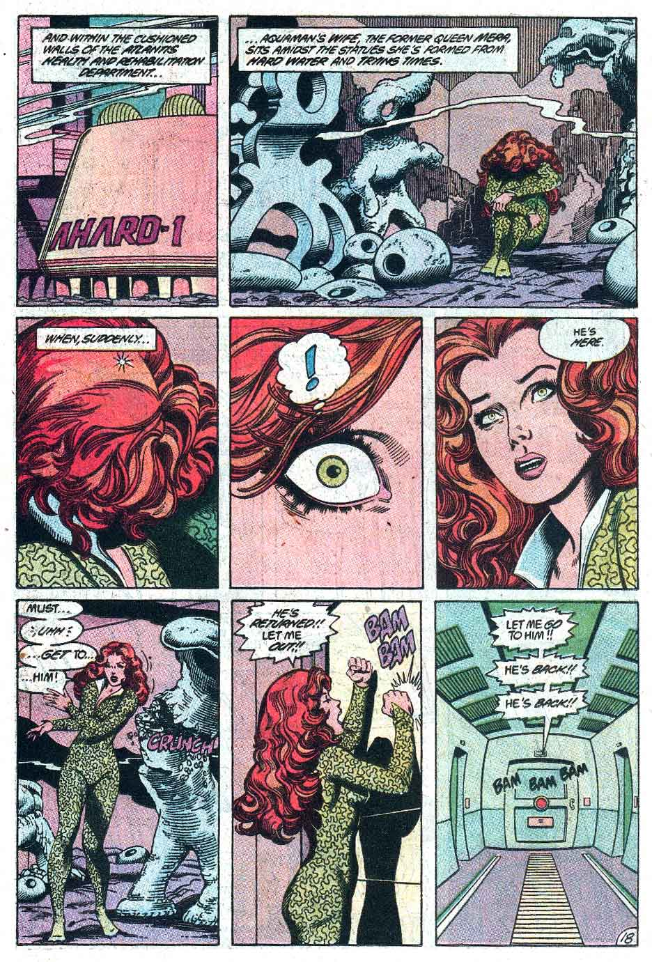 Aquaman (1989) Issue #1 #1 - English 19