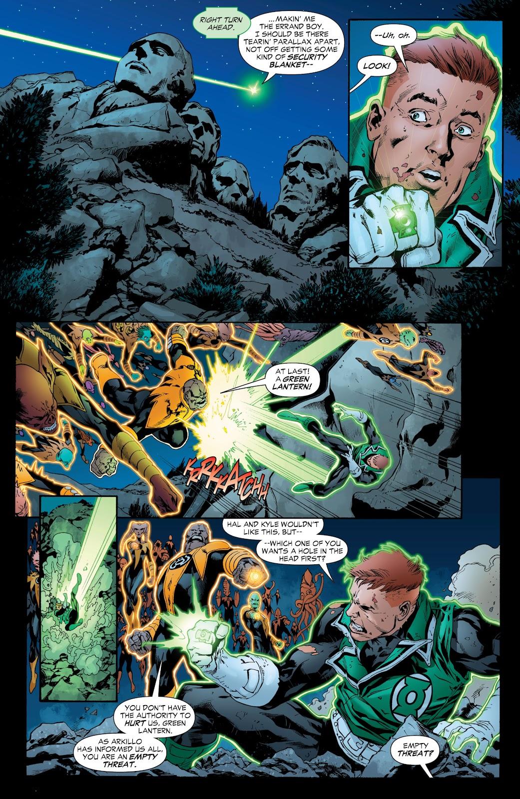 Green Lantern: The Sinestro Corps War Full #1 - English 191