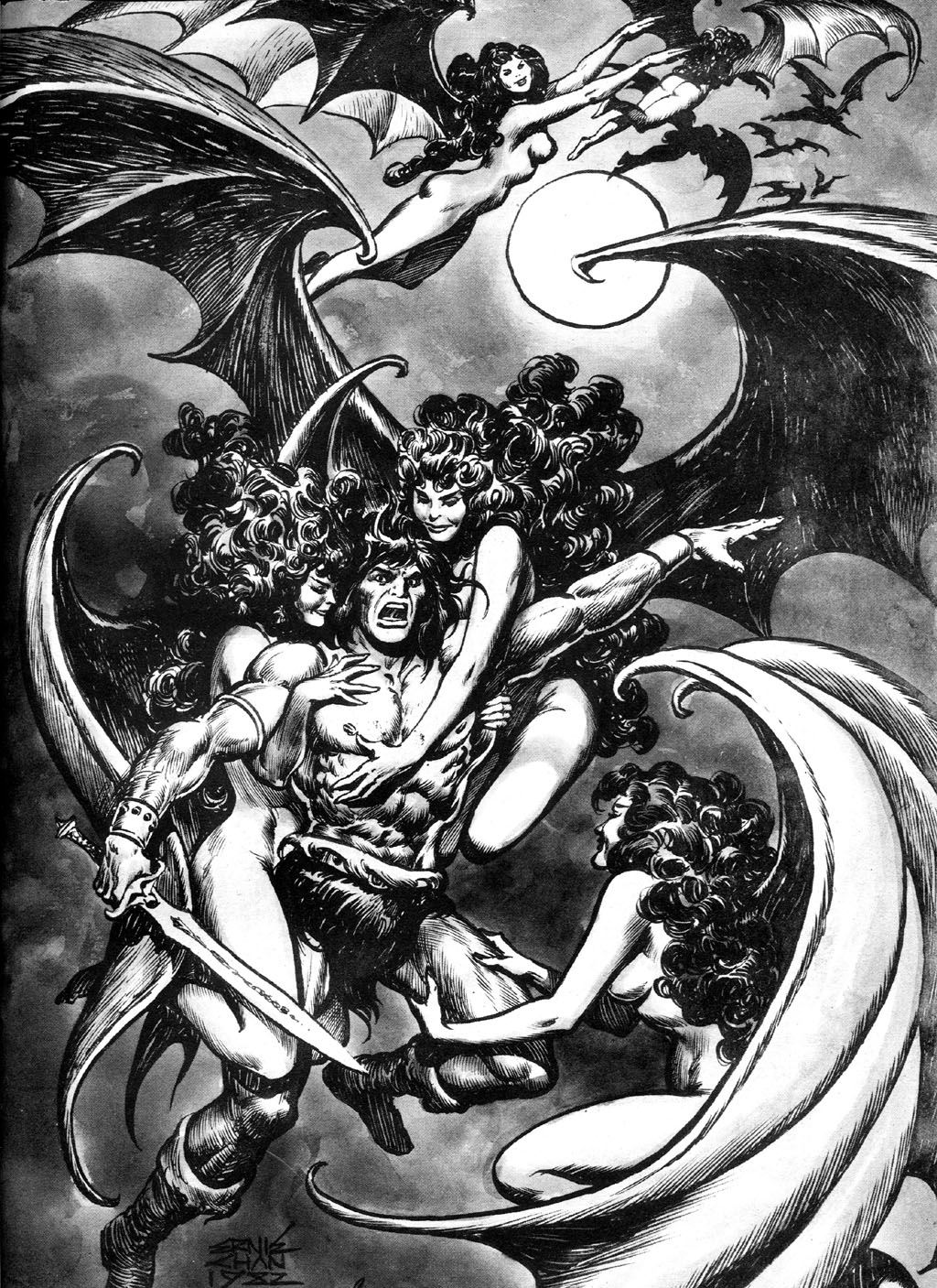 The Savage Sword Of Conan Issue #89 #90 - English 62