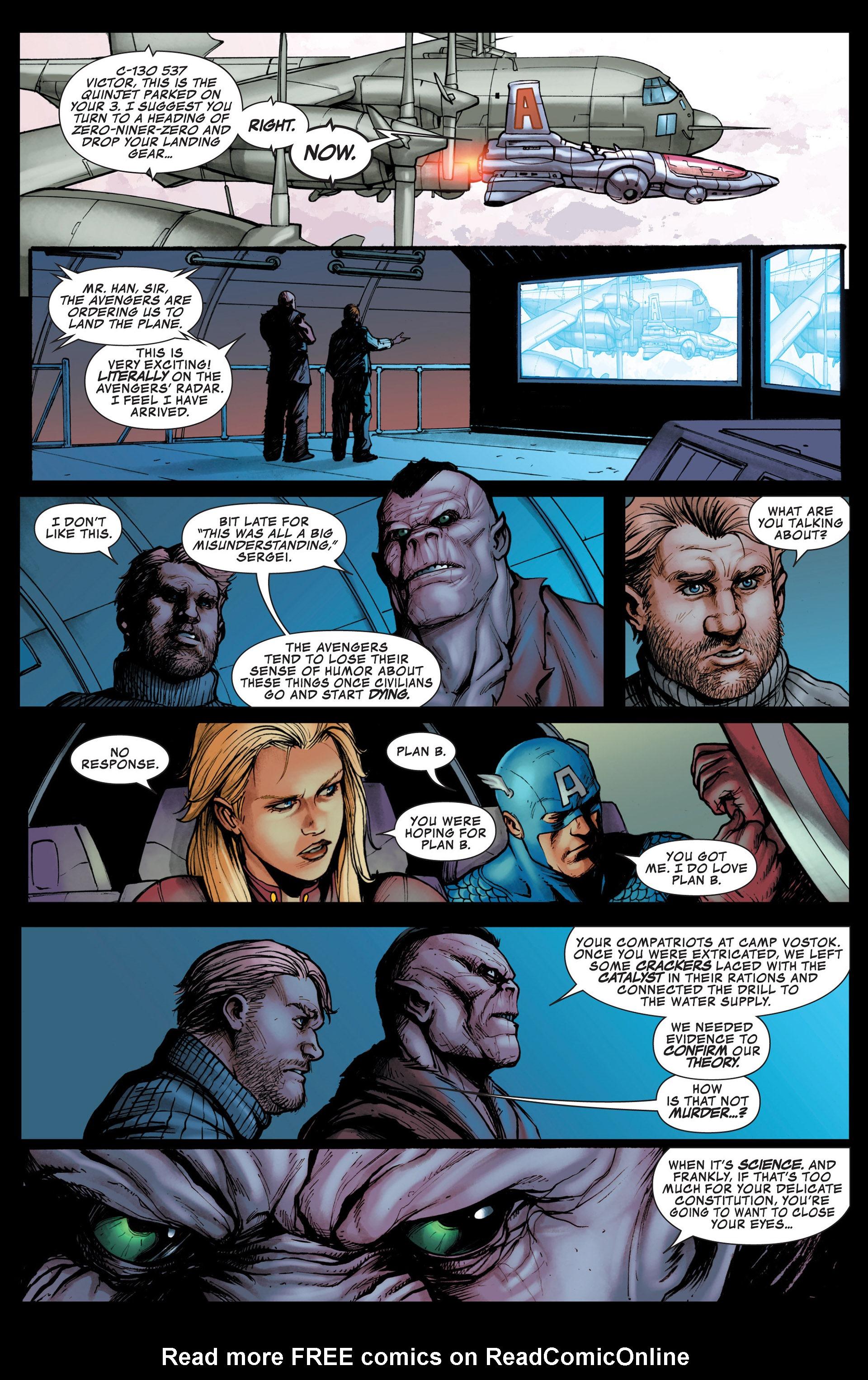 Avengers Assemble (2012) 10 Page 6