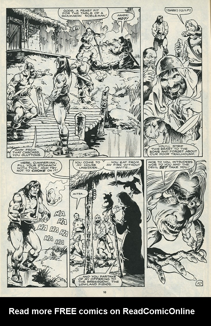 The Savage Sword Of Conan Issue #172 #173 - English 12