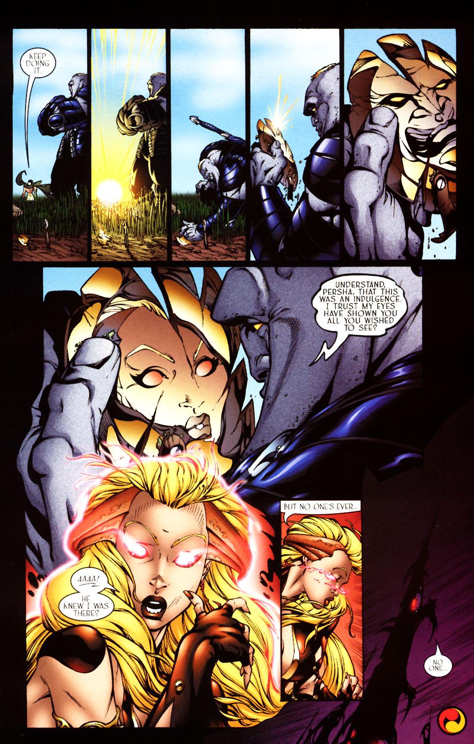Read online Scion comic -  Issue #4 - 29