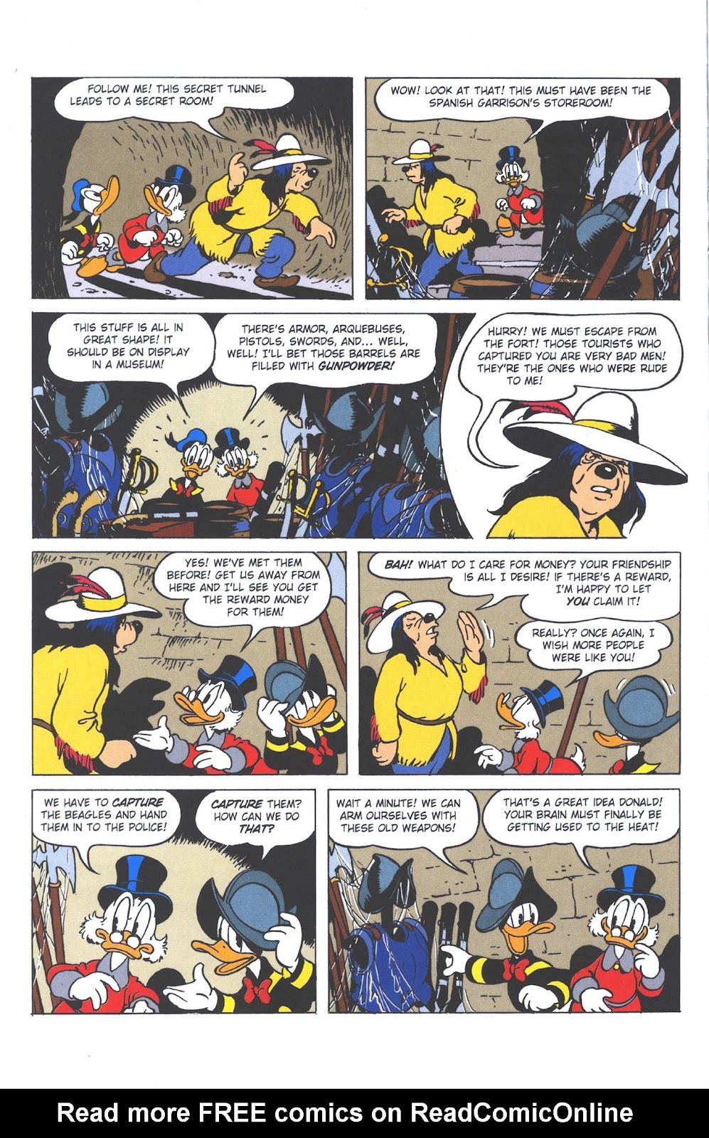 Uncle Scrooge (1953) Issue #378 #378 - English 58