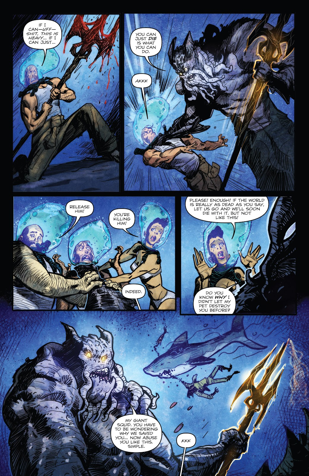 Zombies vs Robots (2015) Issue #4 Page 13
