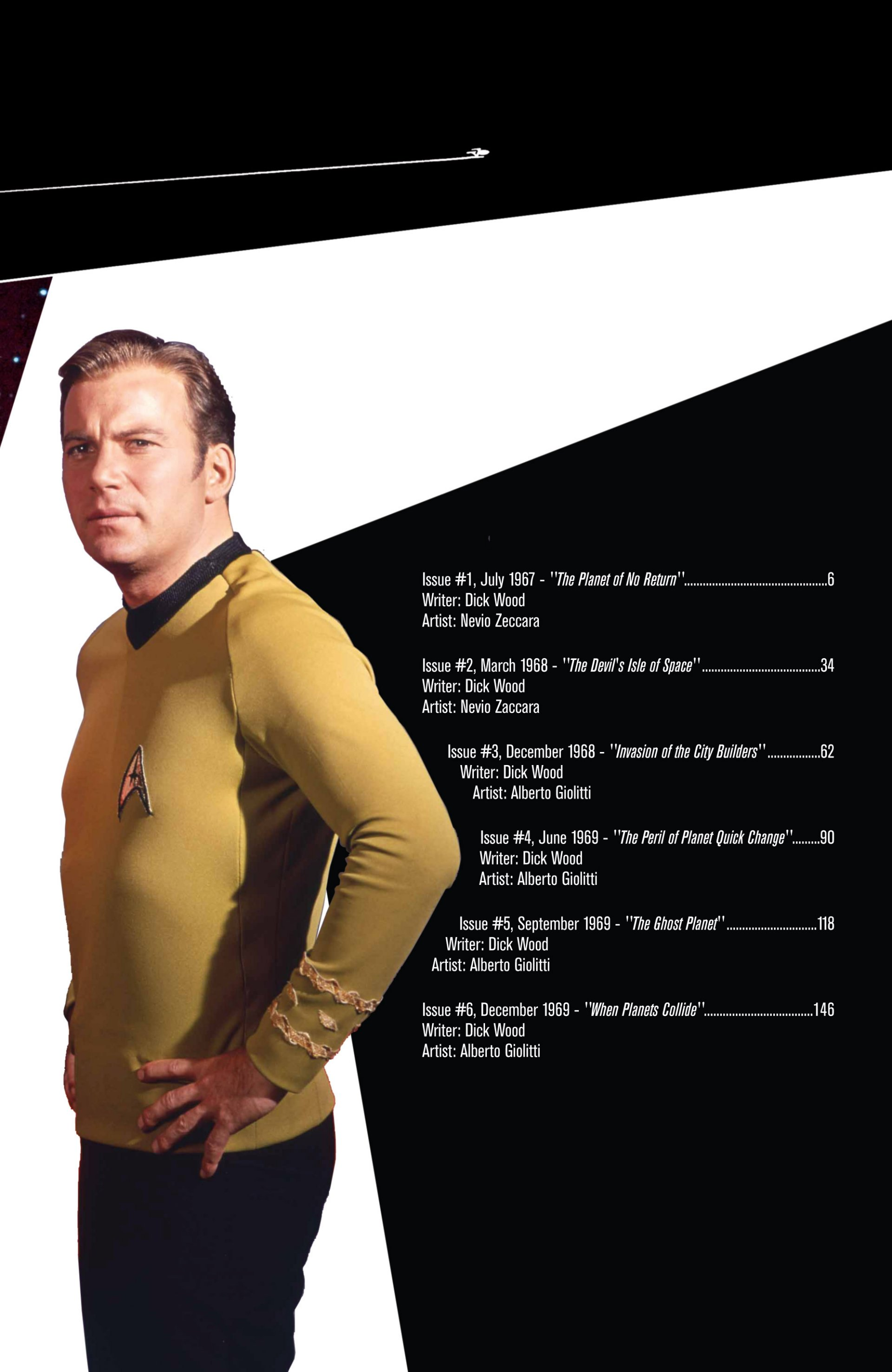 Star Trek Archives #TPB_1 #14 - English 4