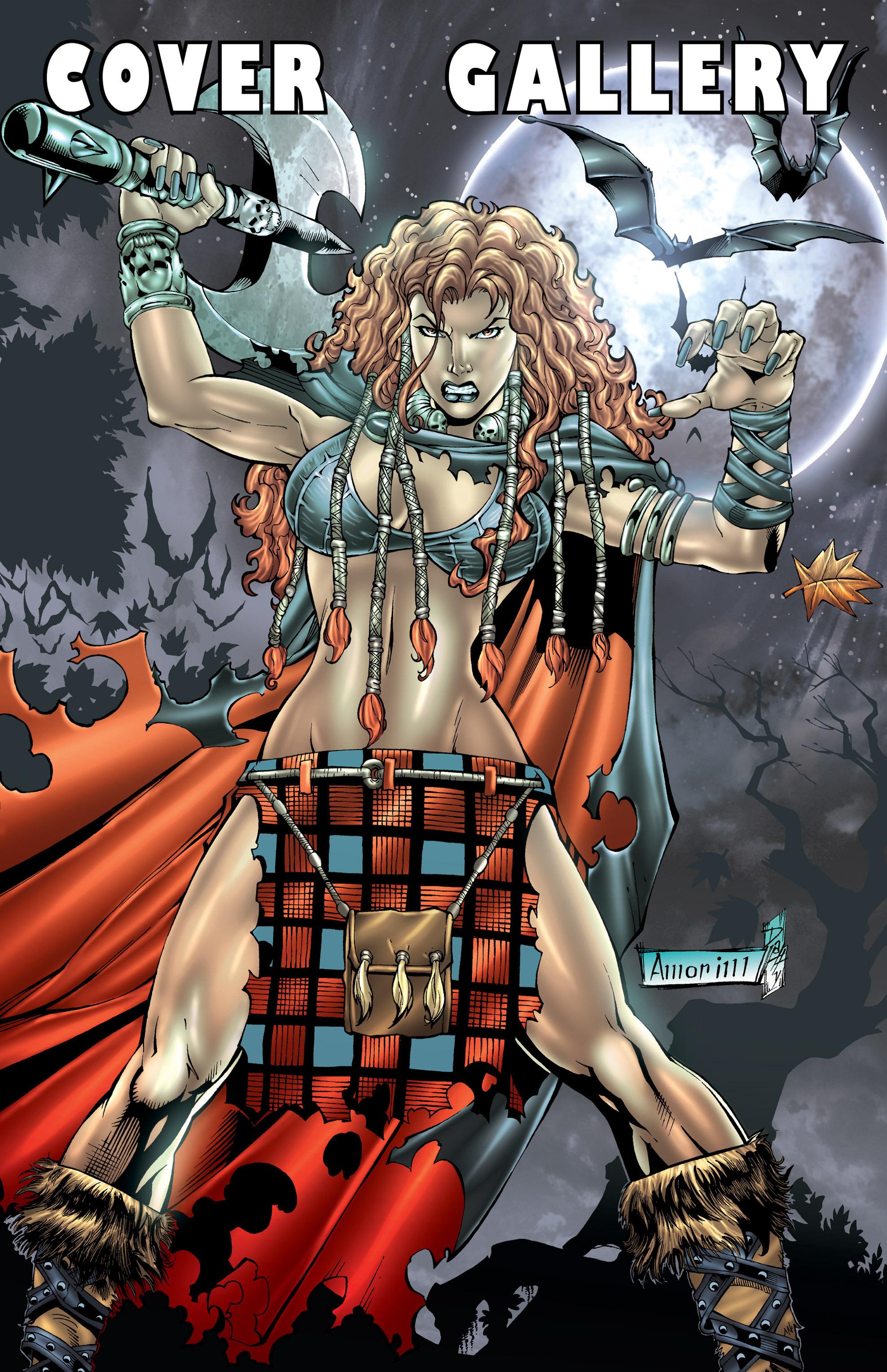 Read online Belladonna comic -  Issue #0 - 37