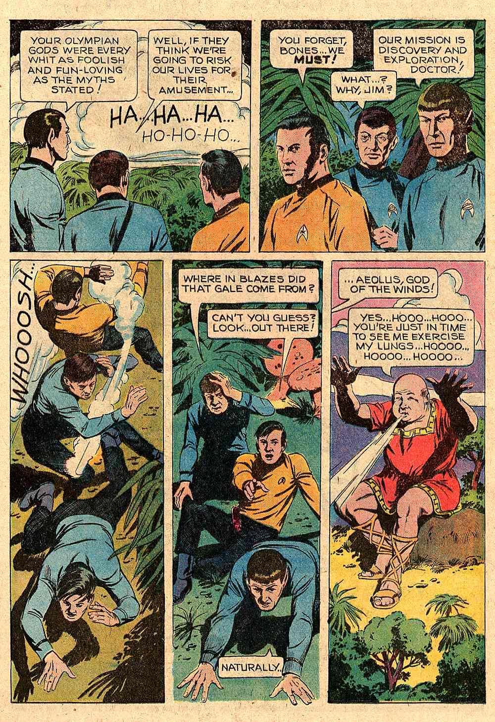 Star Trek (1967) #53 #53 - English 15