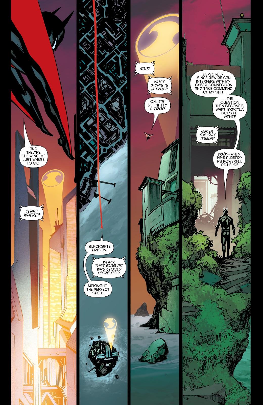 Batman Beyond (2015) Issue #15 #15 - English 11