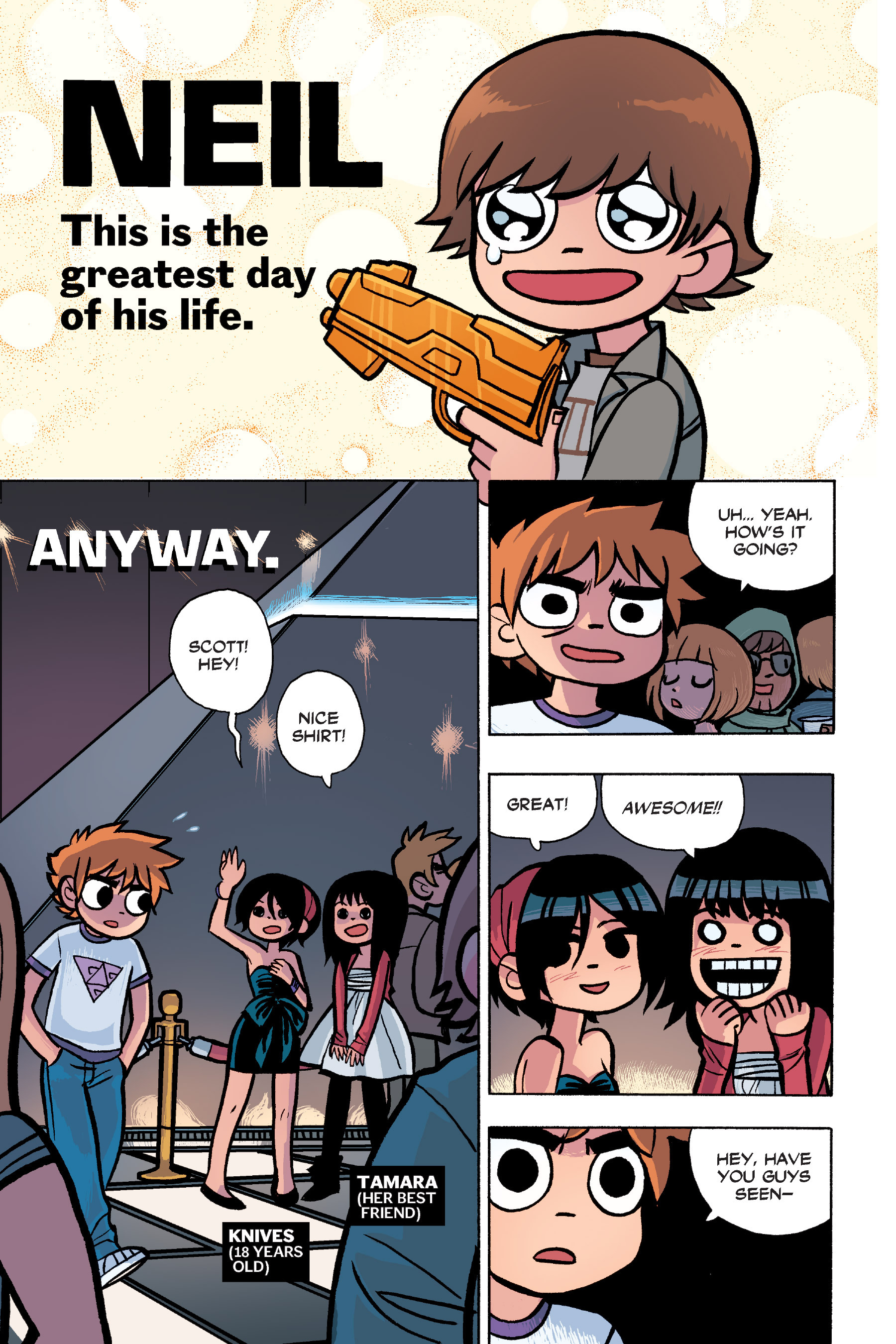 Read online Scott Pilgrim comic -  Issue #6 - 108