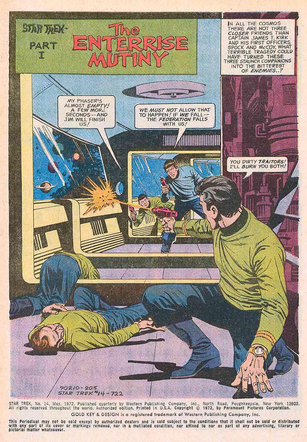 Star Trek (1967) Issue #14 #14 - English 2