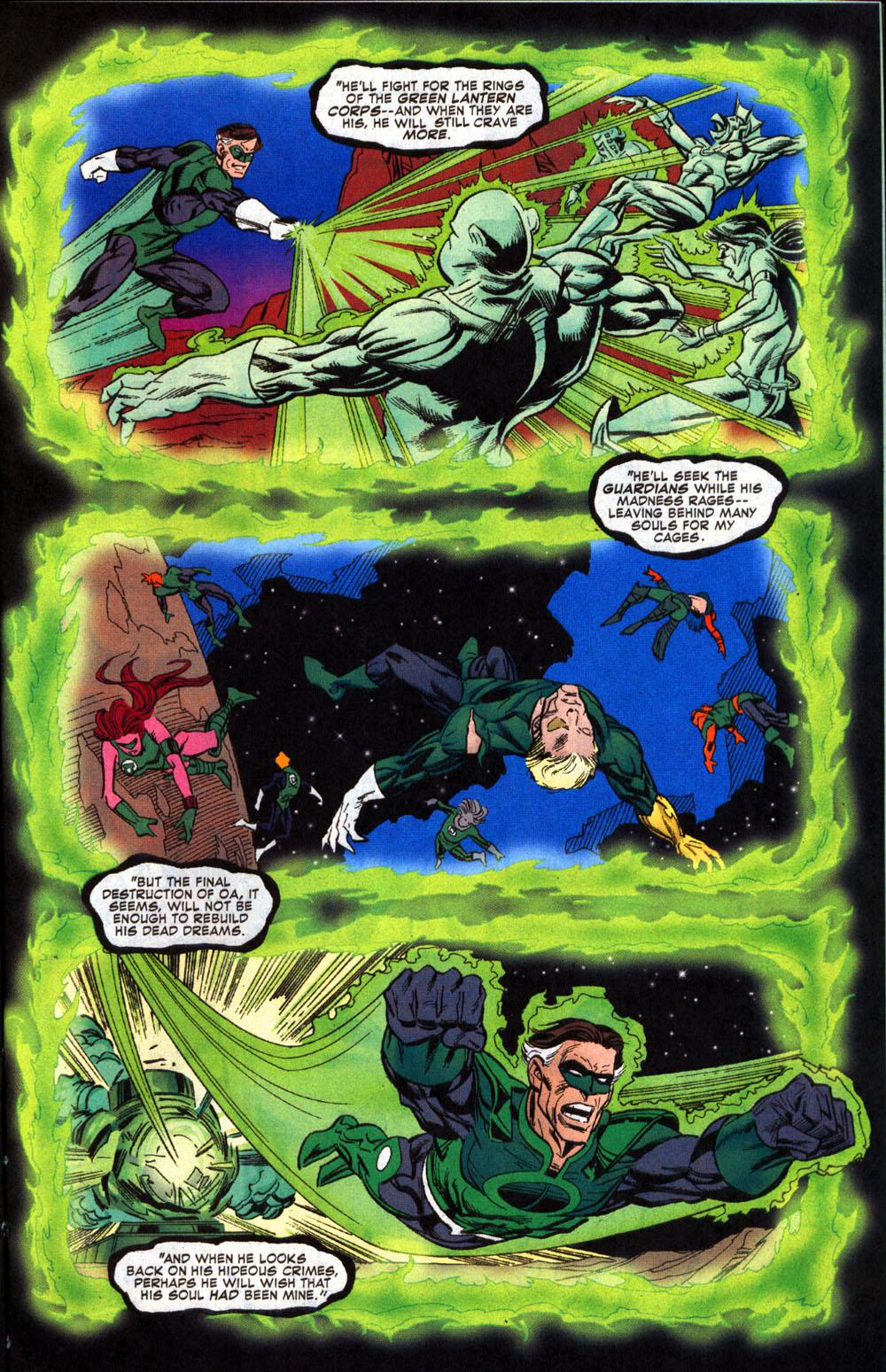 Read online Deadman: Dead Again comic -  Issue #4 - 20