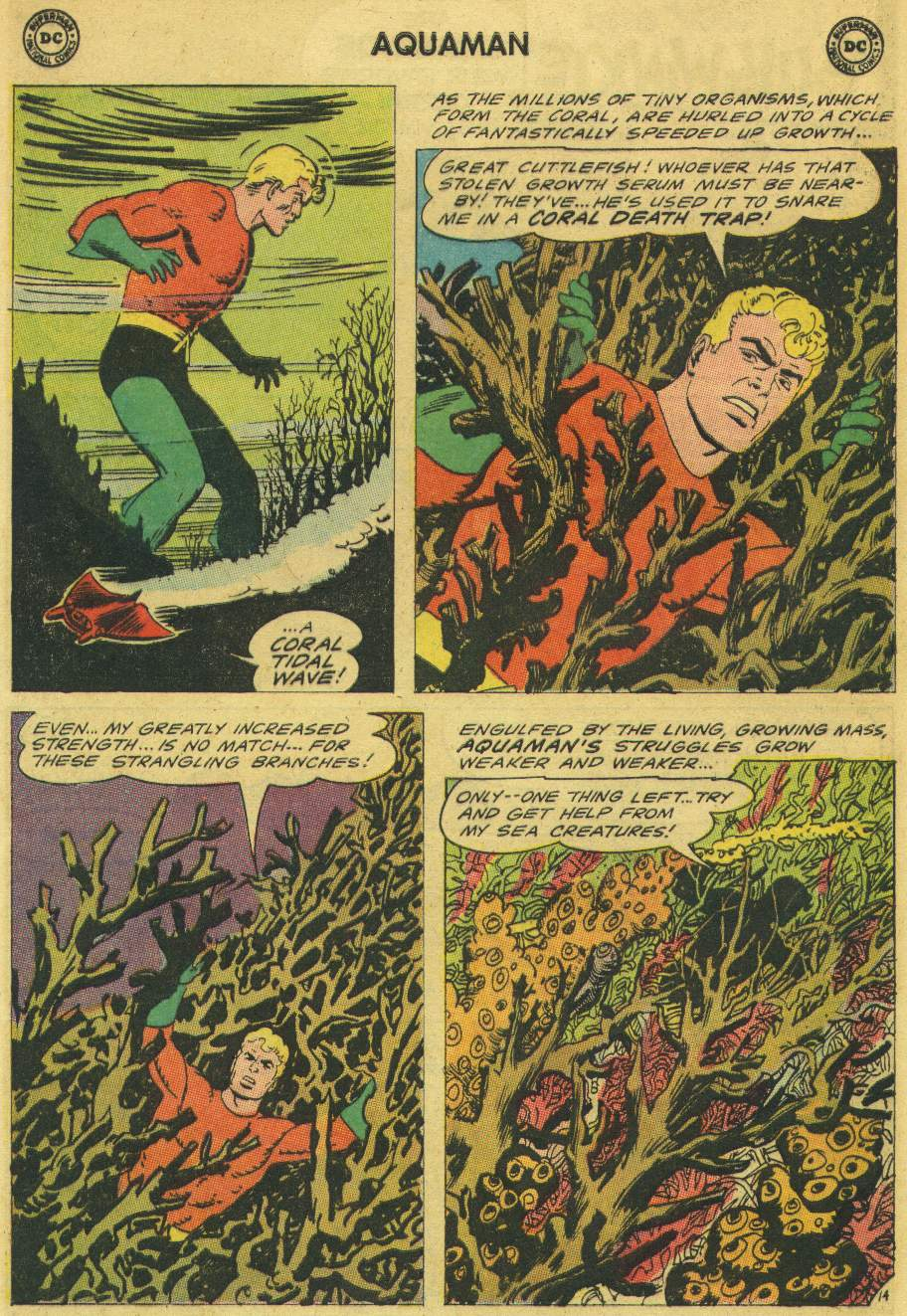 Aquaman (1962) Issue #21 #21 - English 20
