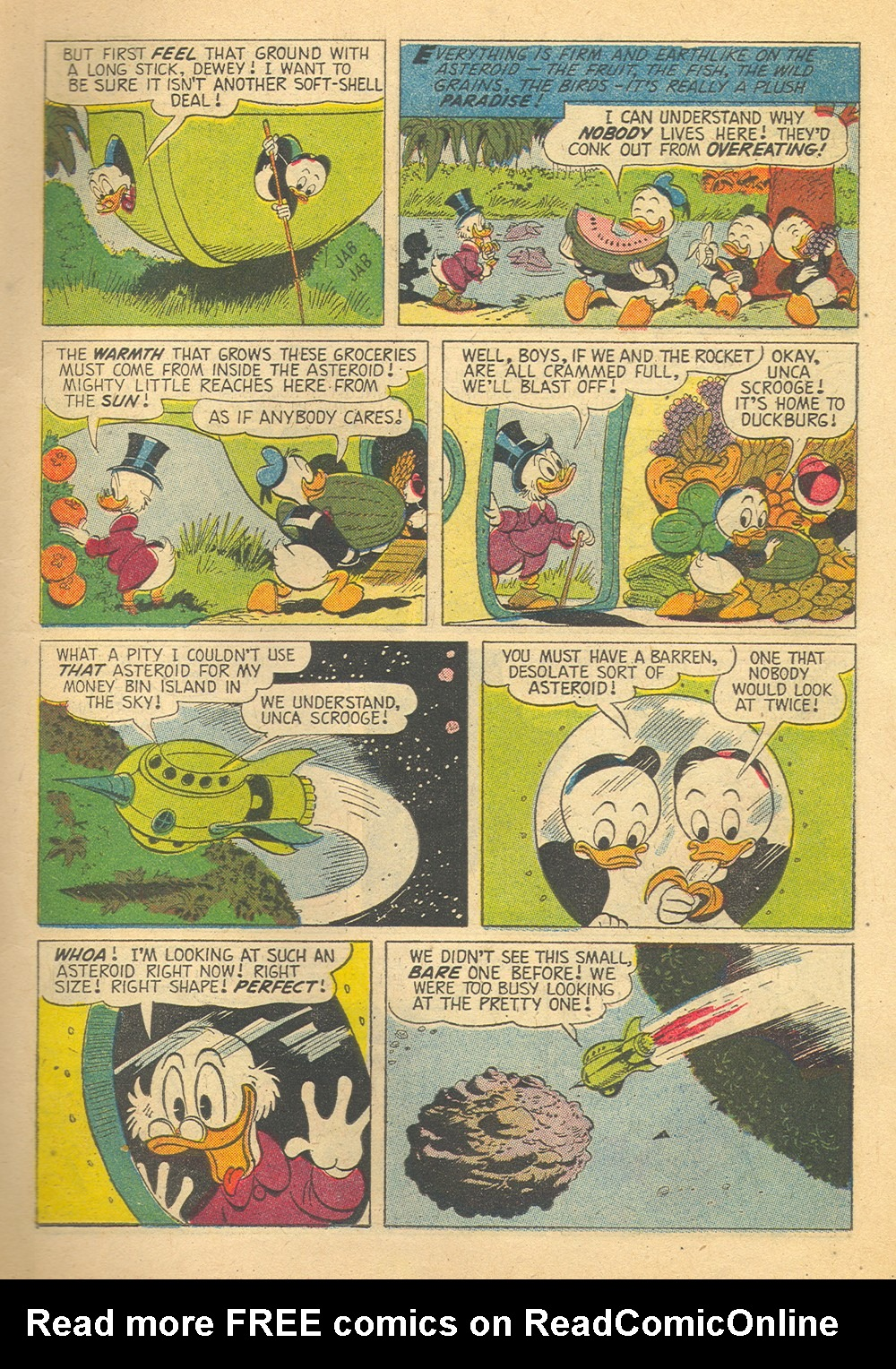 Uncle Scrooge (1953) Issue #29 #29 - English 11