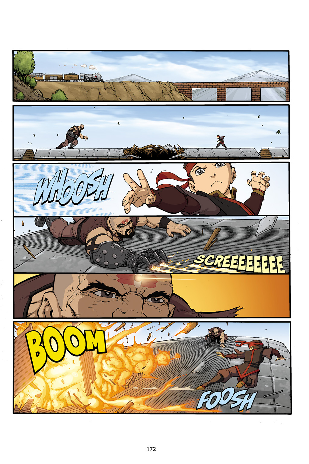 Nickelodeon Avatar: The Last Airbender - The Lost Adventures chap full pic 173