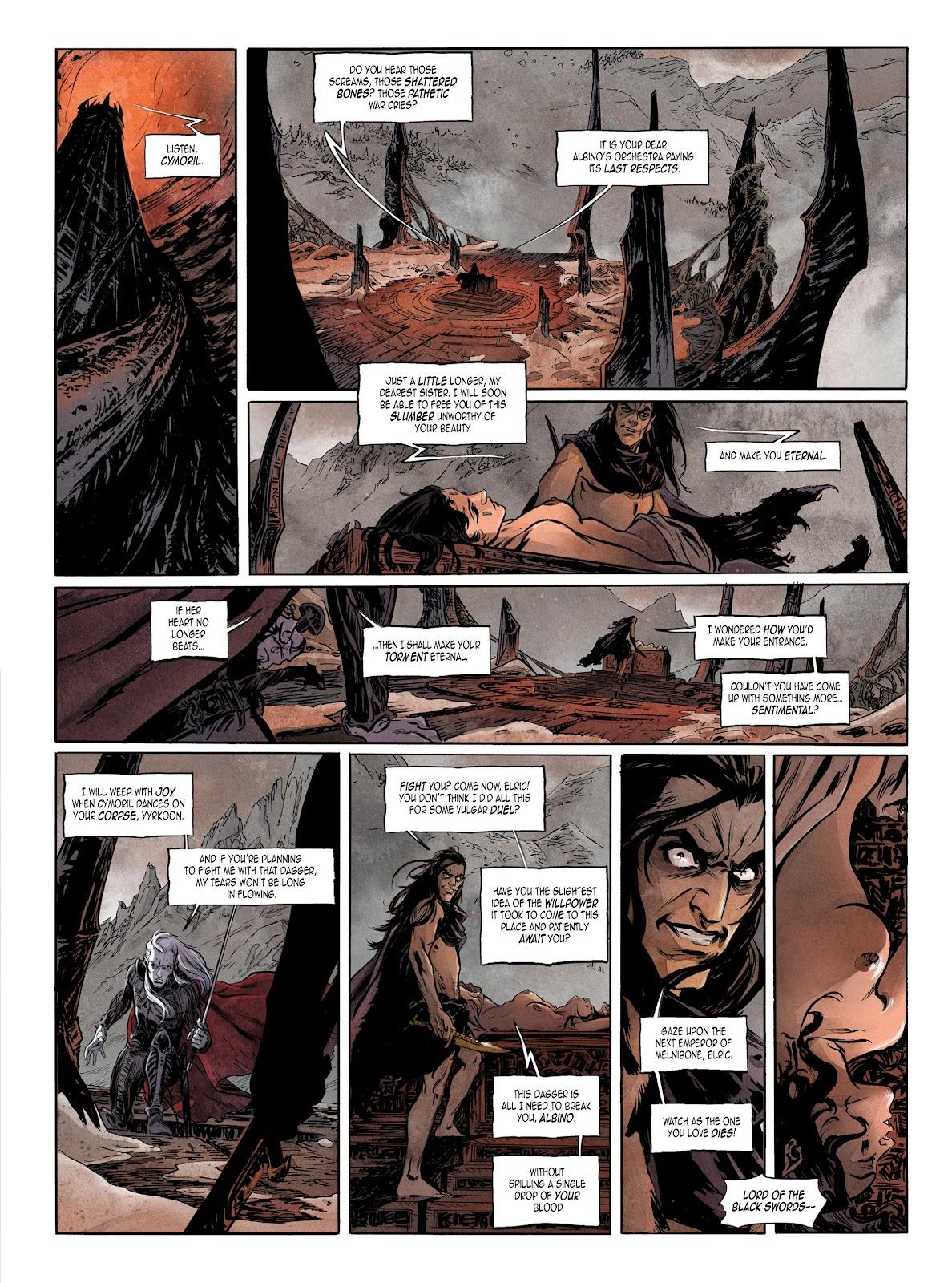 Elric (2014) TPB 2 #2 - English 42