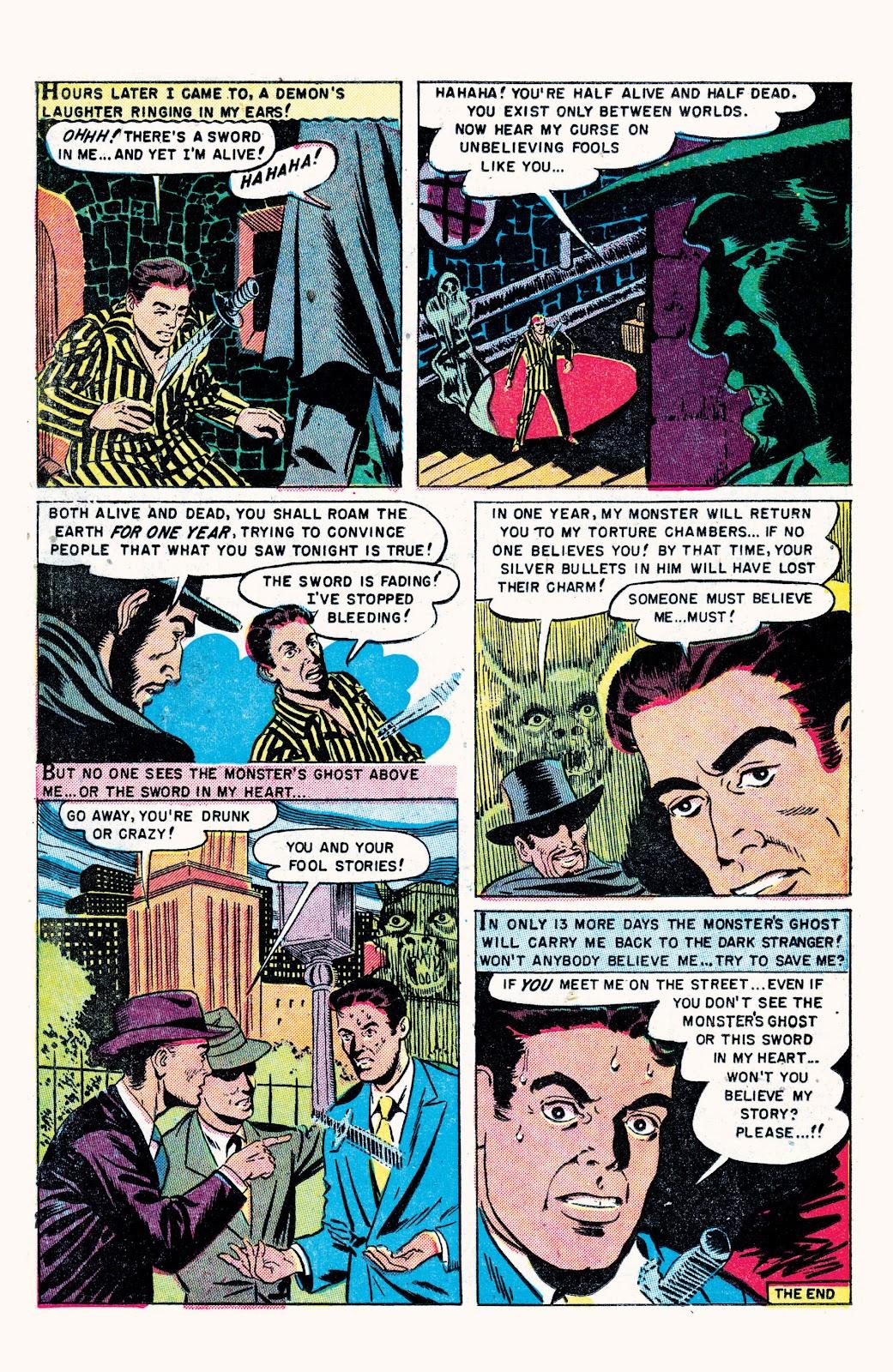 Haunted Horror Issue #10 #10 - English 21
