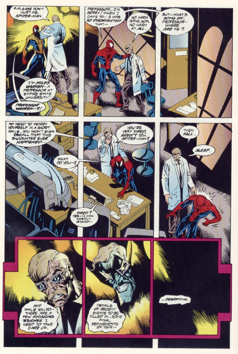 Read online Spider-Man: The Lost Years comic -  Issue #0 - 30